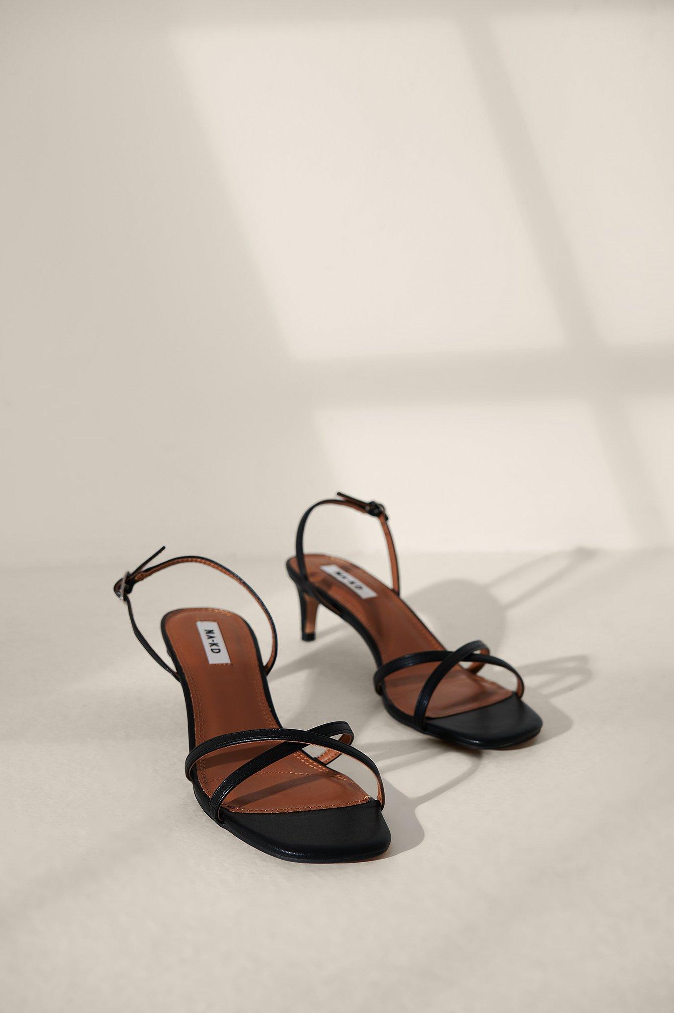 na-kd shoes -  Sandalen - Black