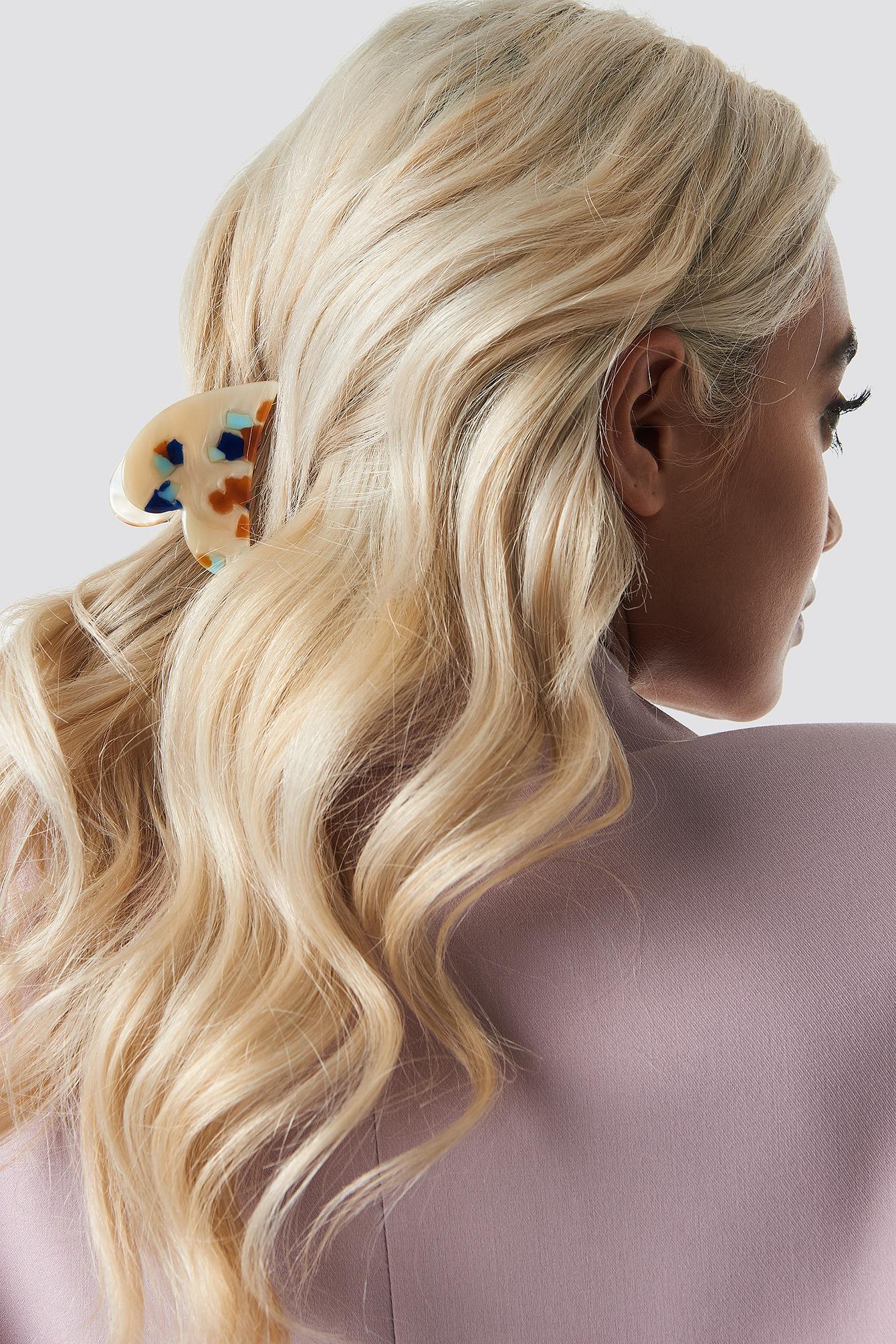 Small Colourful Hair Clip NA-KD.COM