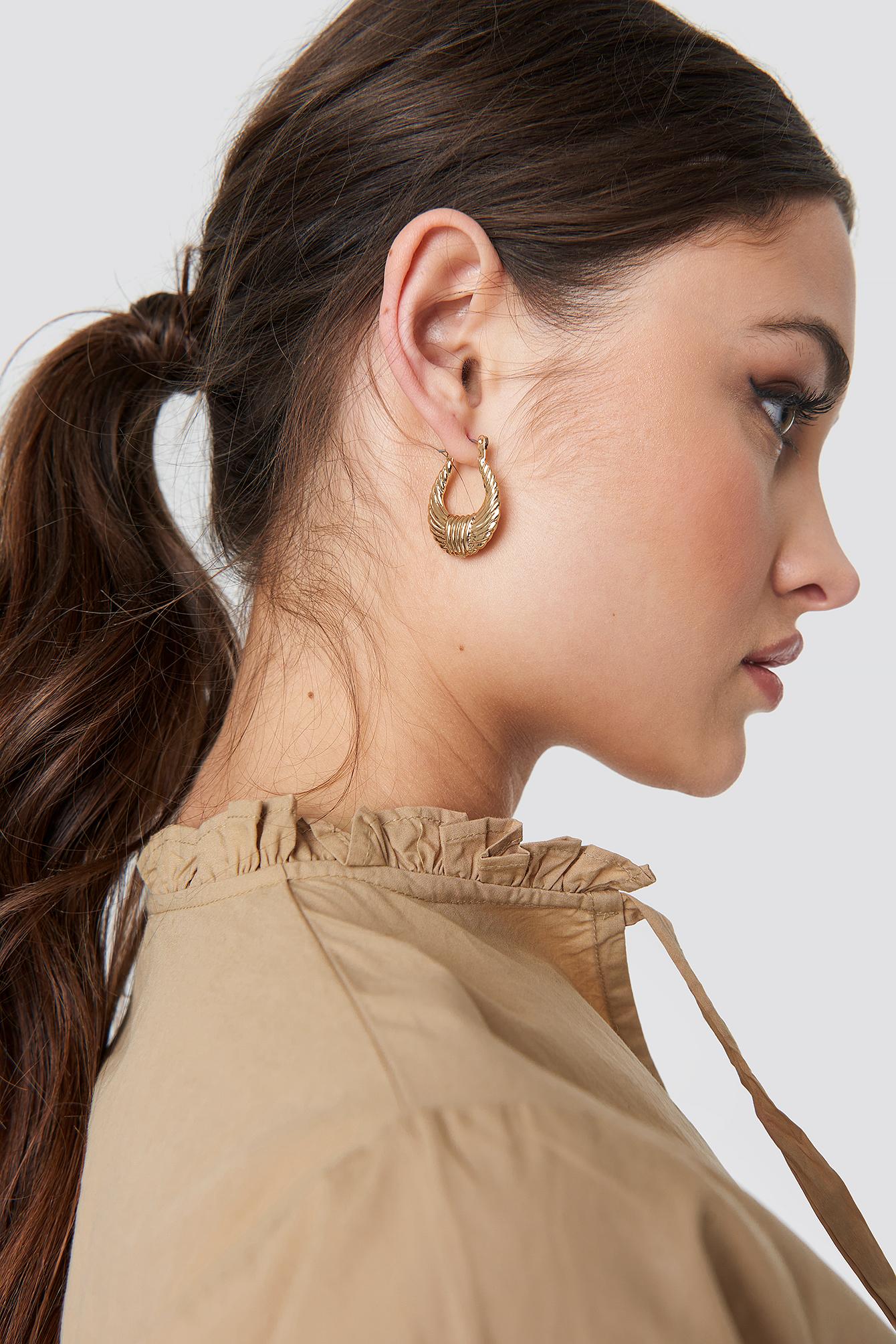 Small Creole Earrings NA-KD.COM
