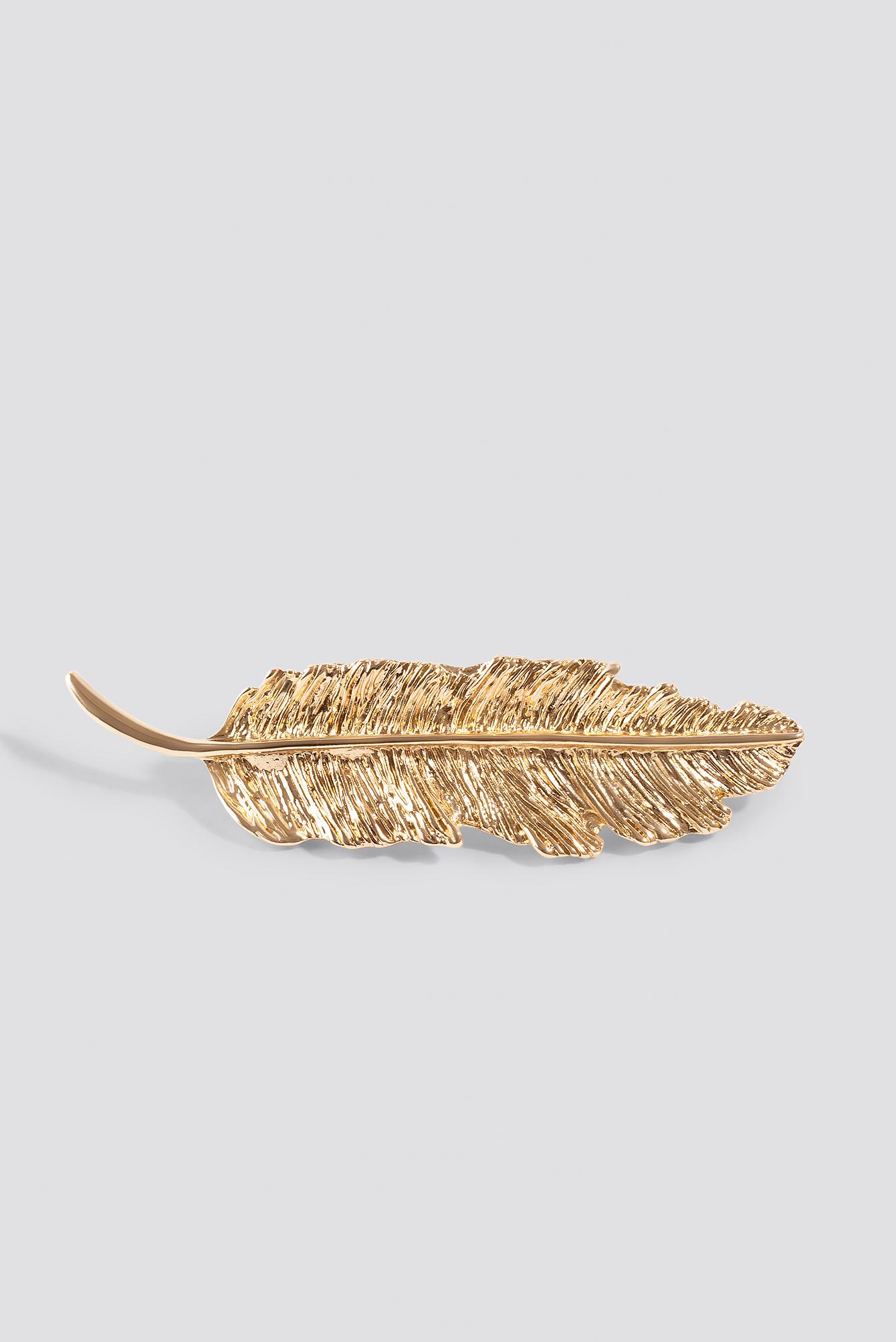 Small Leaf Hair Clip NA-KD.COM