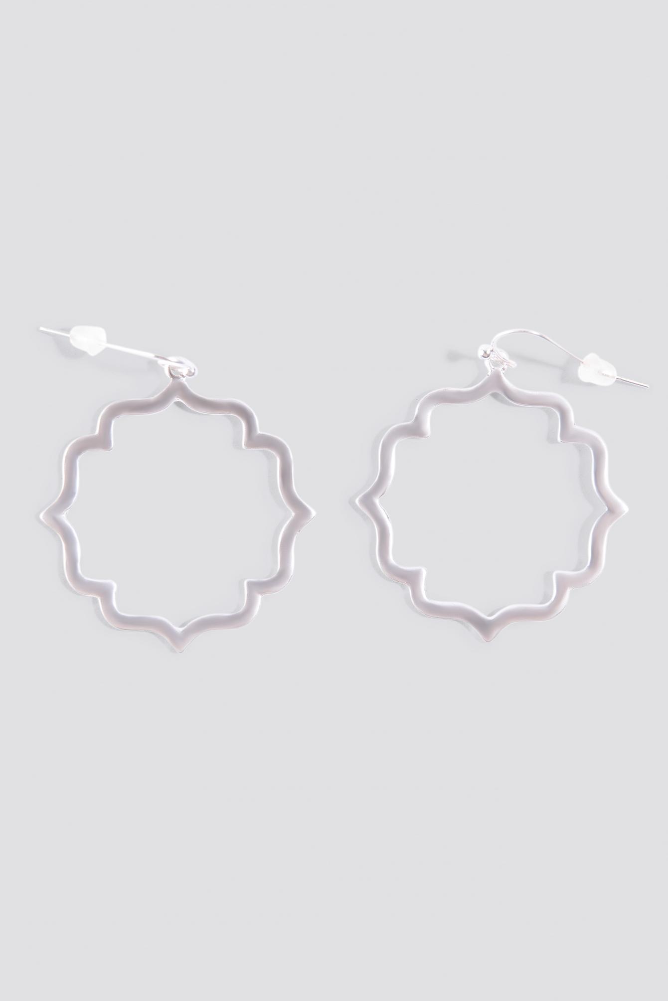Small Ornament Earrings NA-KD.COM
