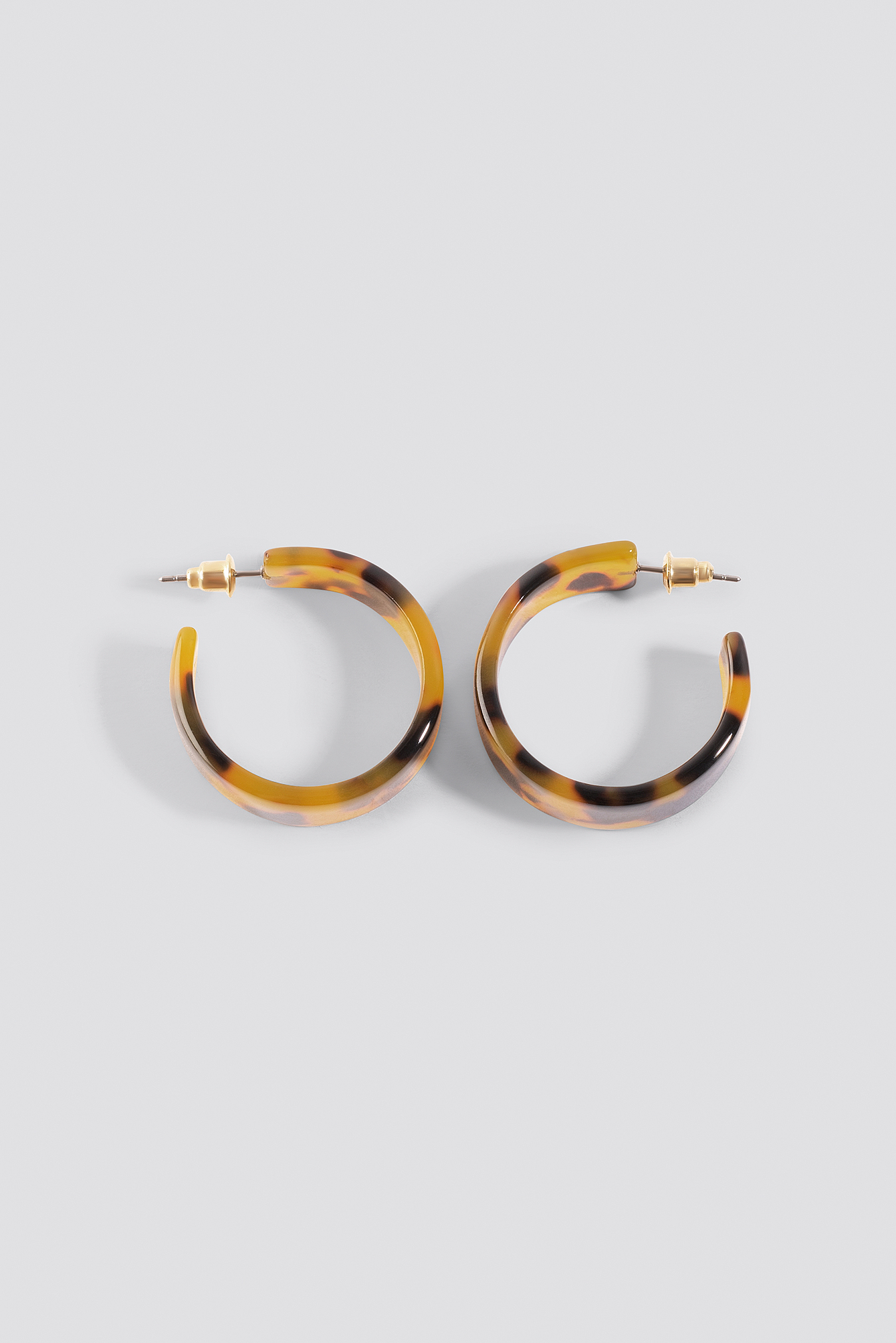 Small Resin Hoops NA-KD.COM