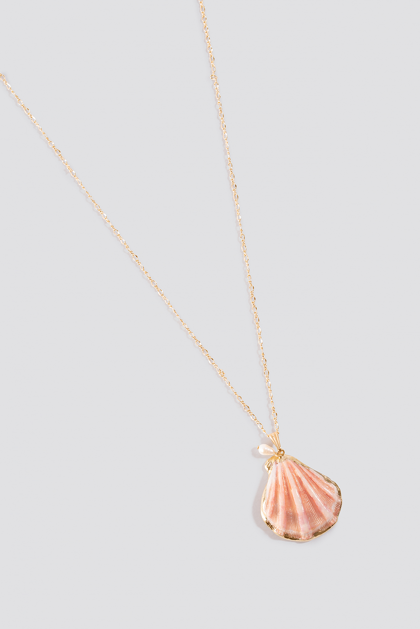 Small Real Shell Necklace NA-KD.COM