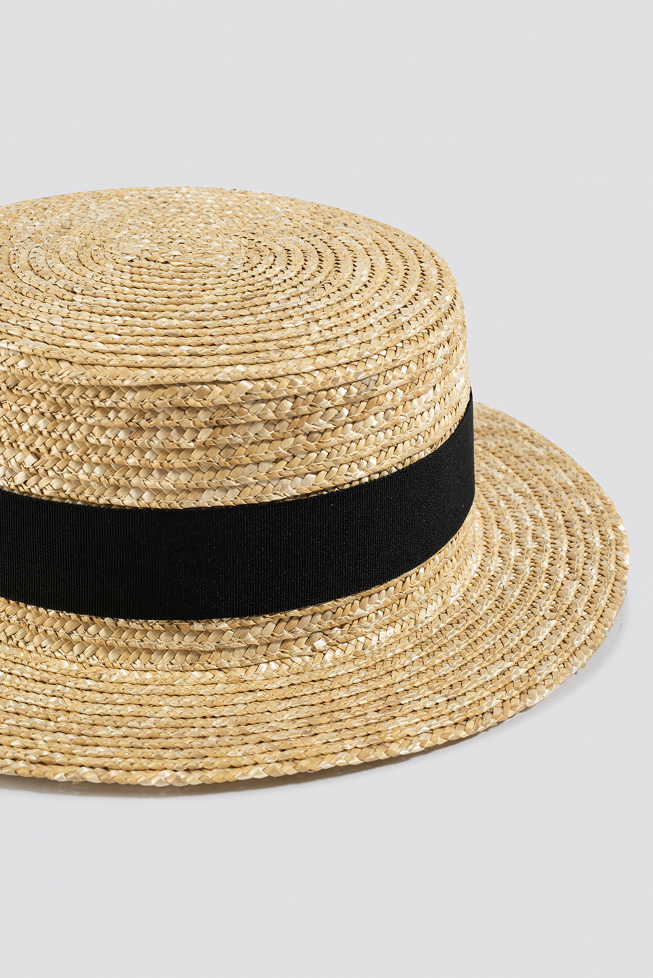 Small Round Straw Hat NA-KD.COM