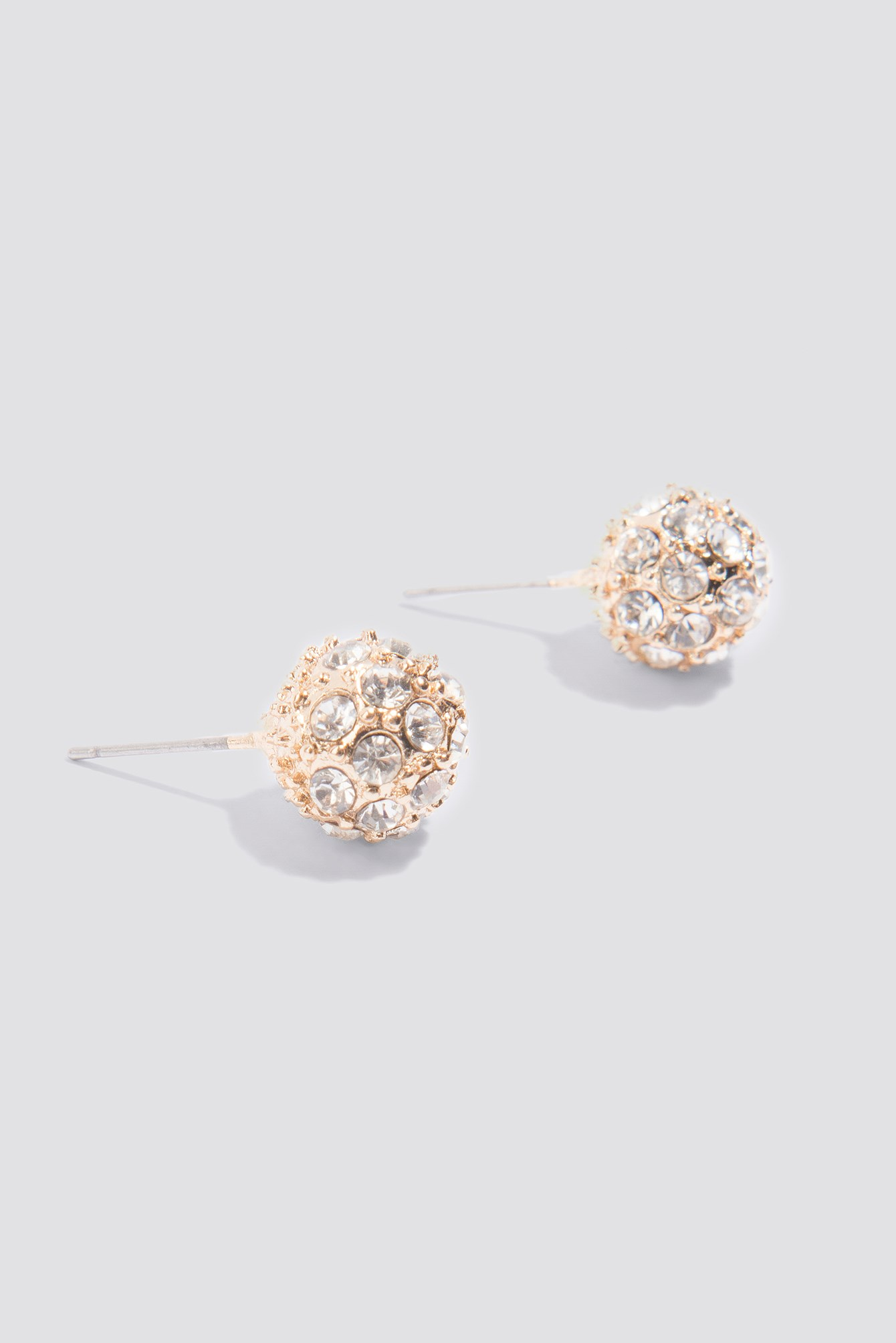 Small Sparkling Stud Earrings NA-KD.COM