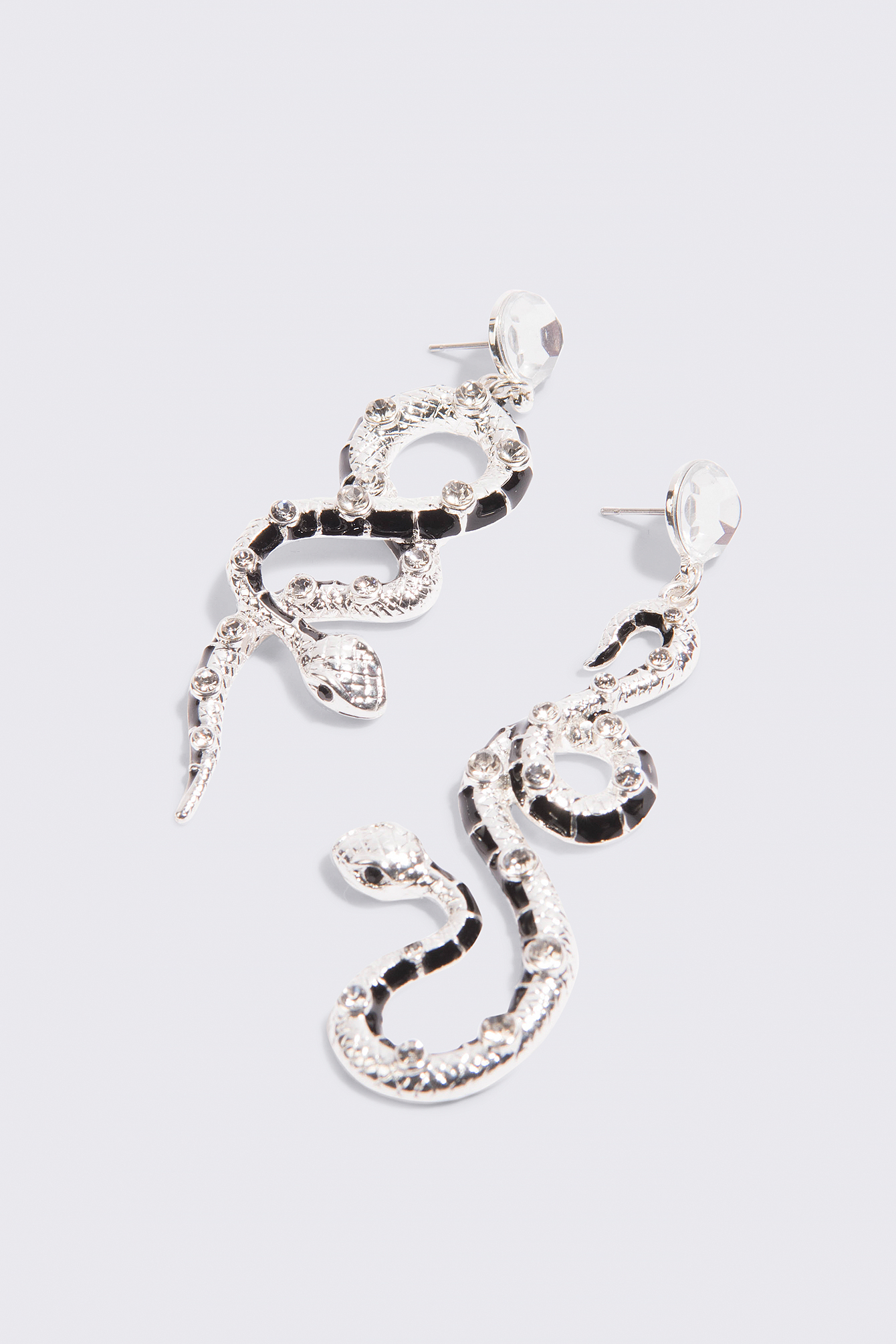 Snake Drop Earrings NA-KD.COM