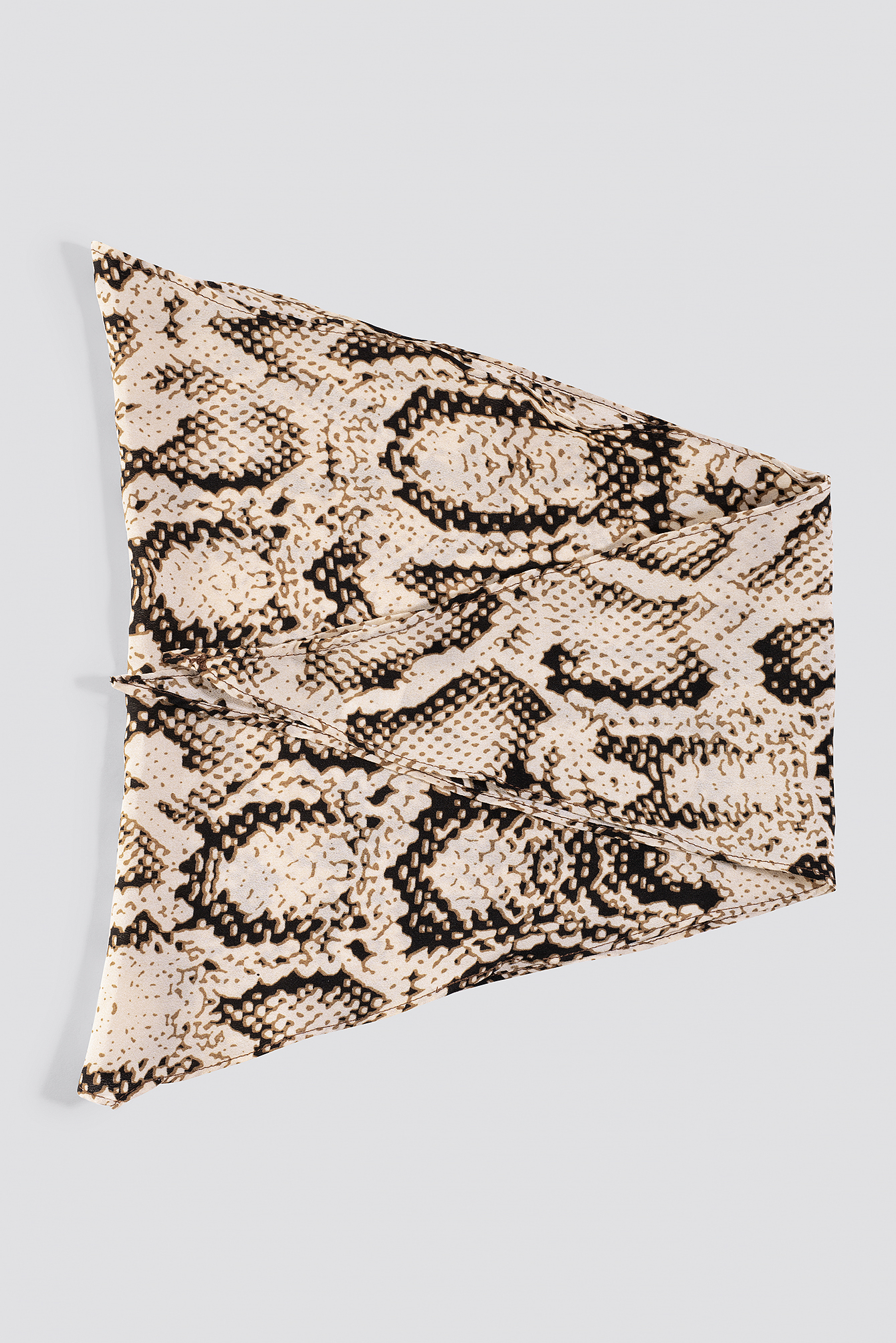 Snake Print Hair Scarf NA-KD.COM