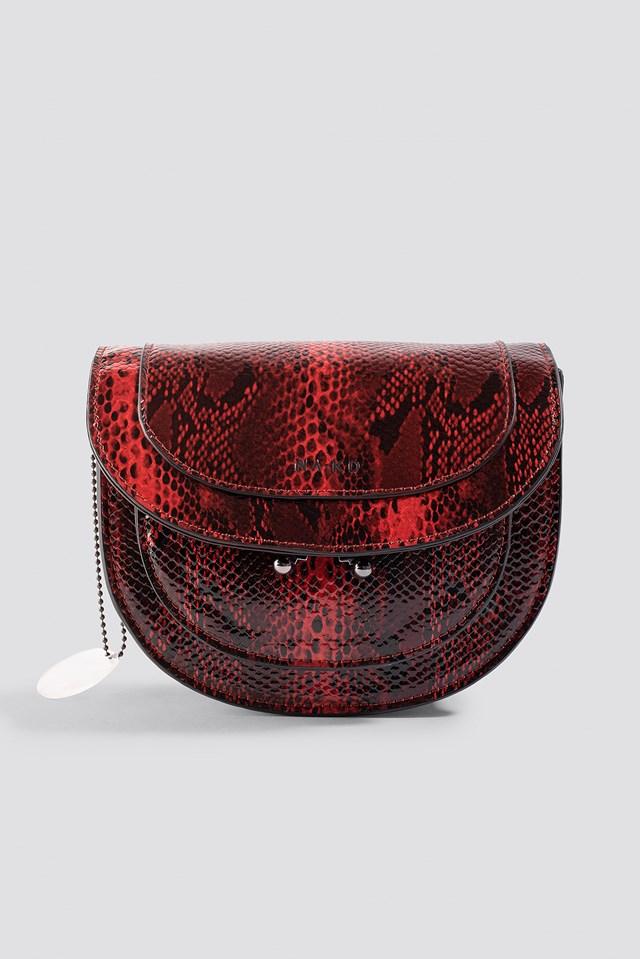 Snake Shoulder Bag NA-KD.COM