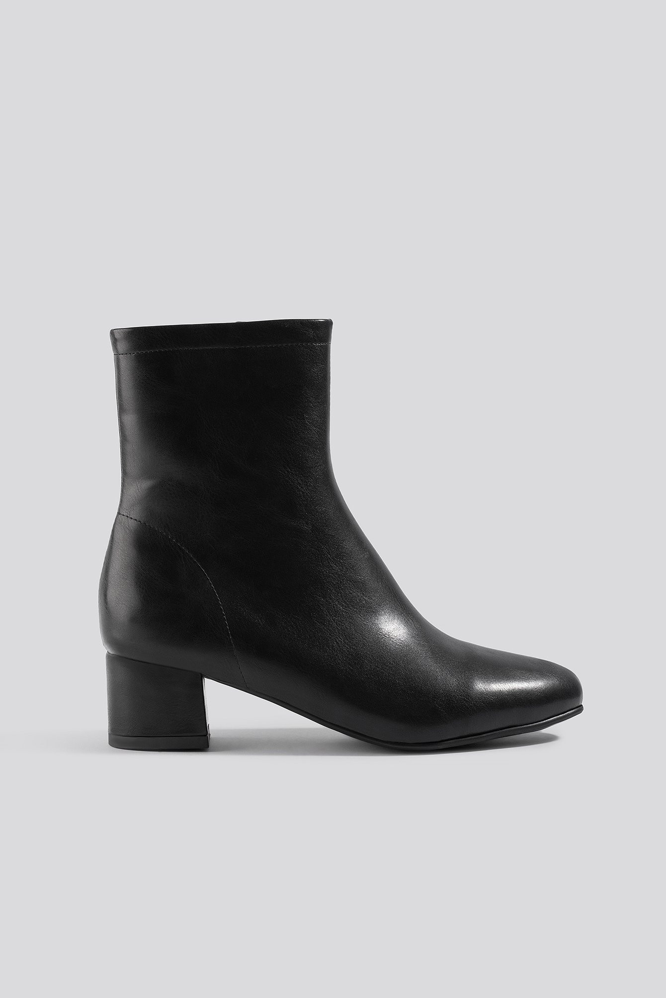 na-kd shoes -  Soft Ankle Boots - Black