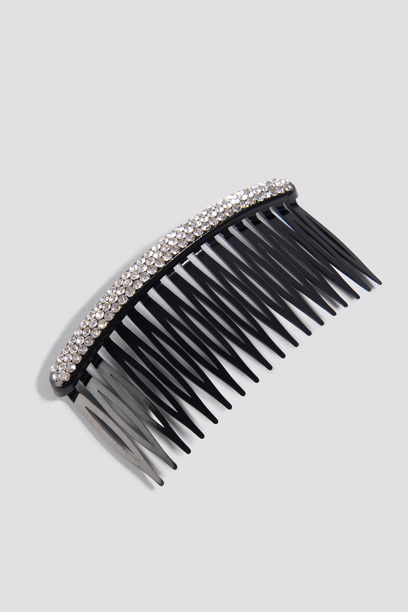 Silver Sparkling Hair Comb