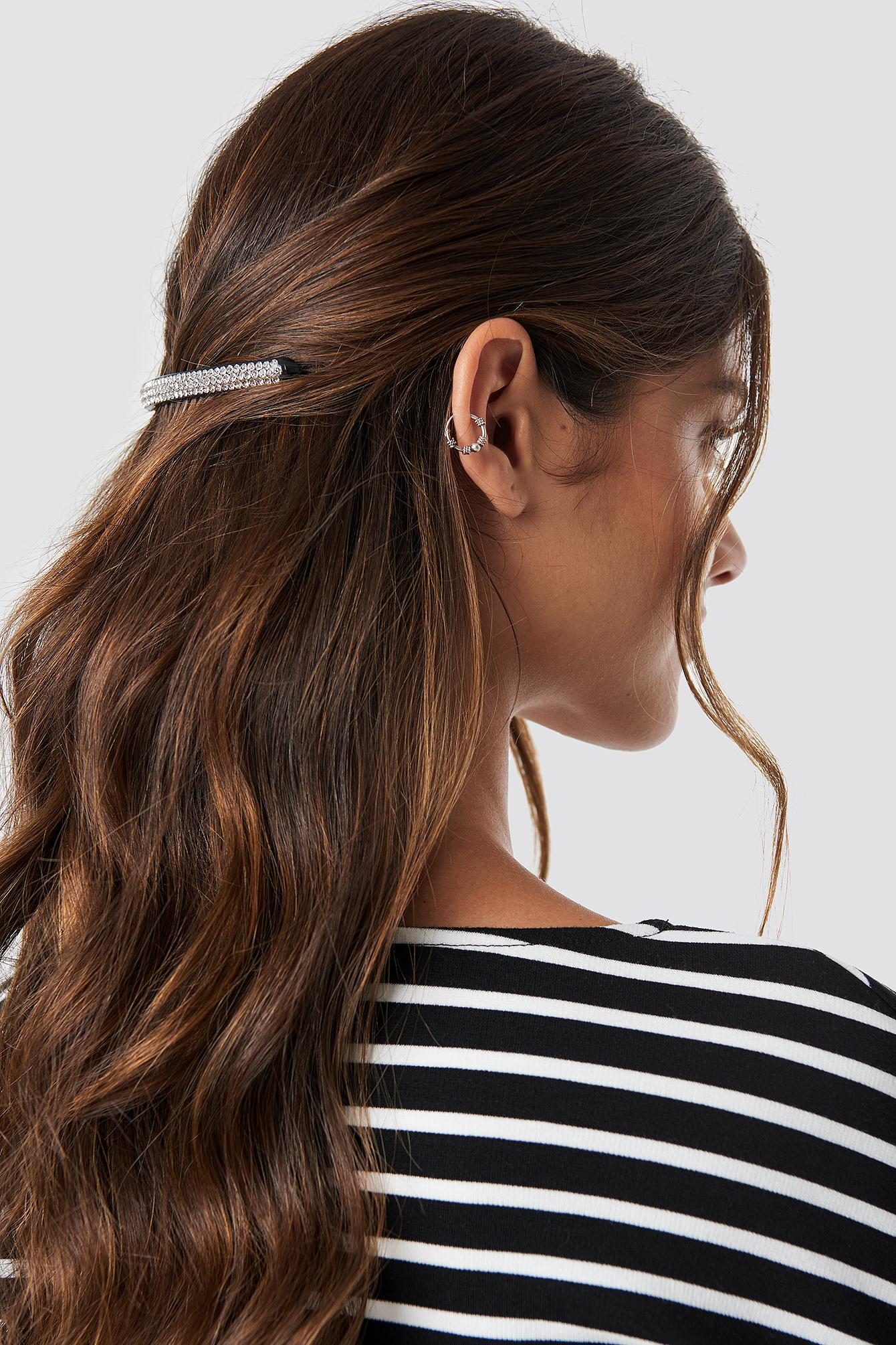 Sparkling Hair Comb NA-KD.COM