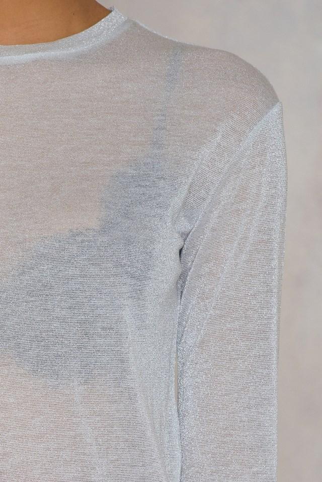 Sparkling Sweater NA-KD.COM