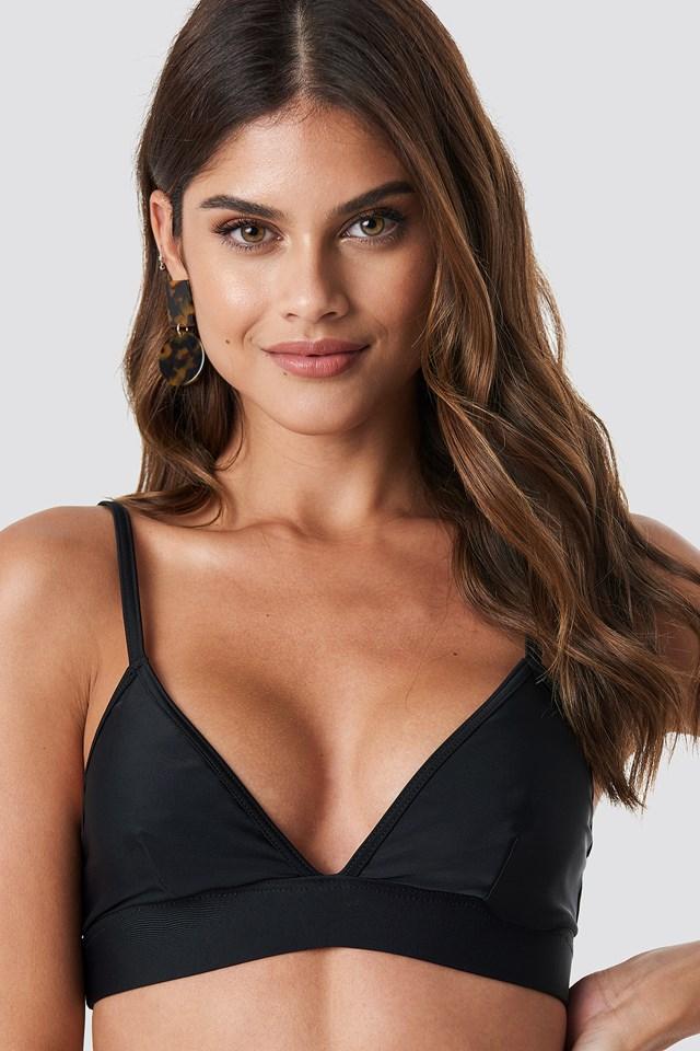 Sporty Bikini Bralette NA-KD Swimwear