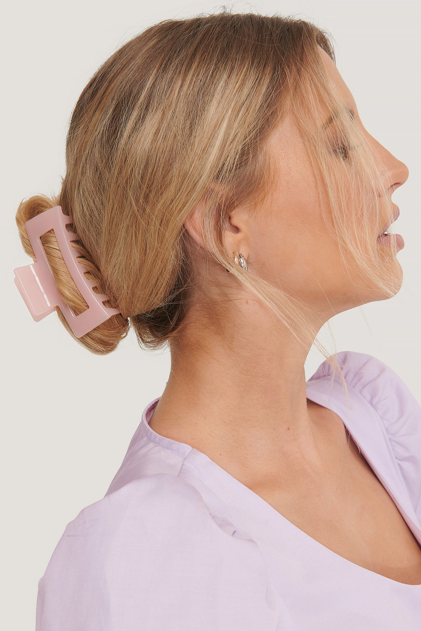 na-kd accessories -  Haarspange - Pink