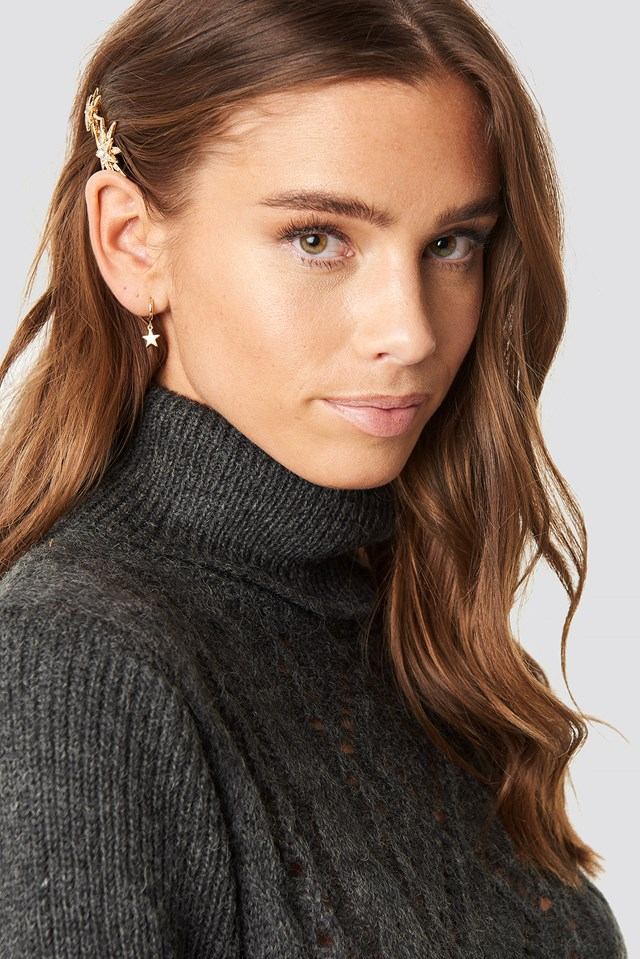 Star Hair Clip NA-KD.COM