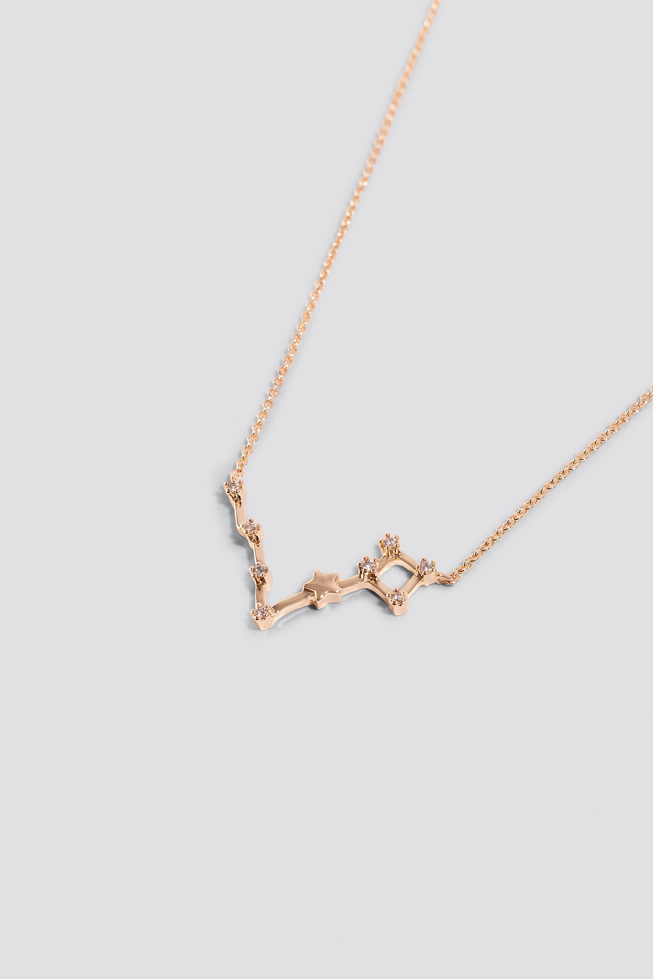 Star Sign Pisces Necklace NA-KD.COM