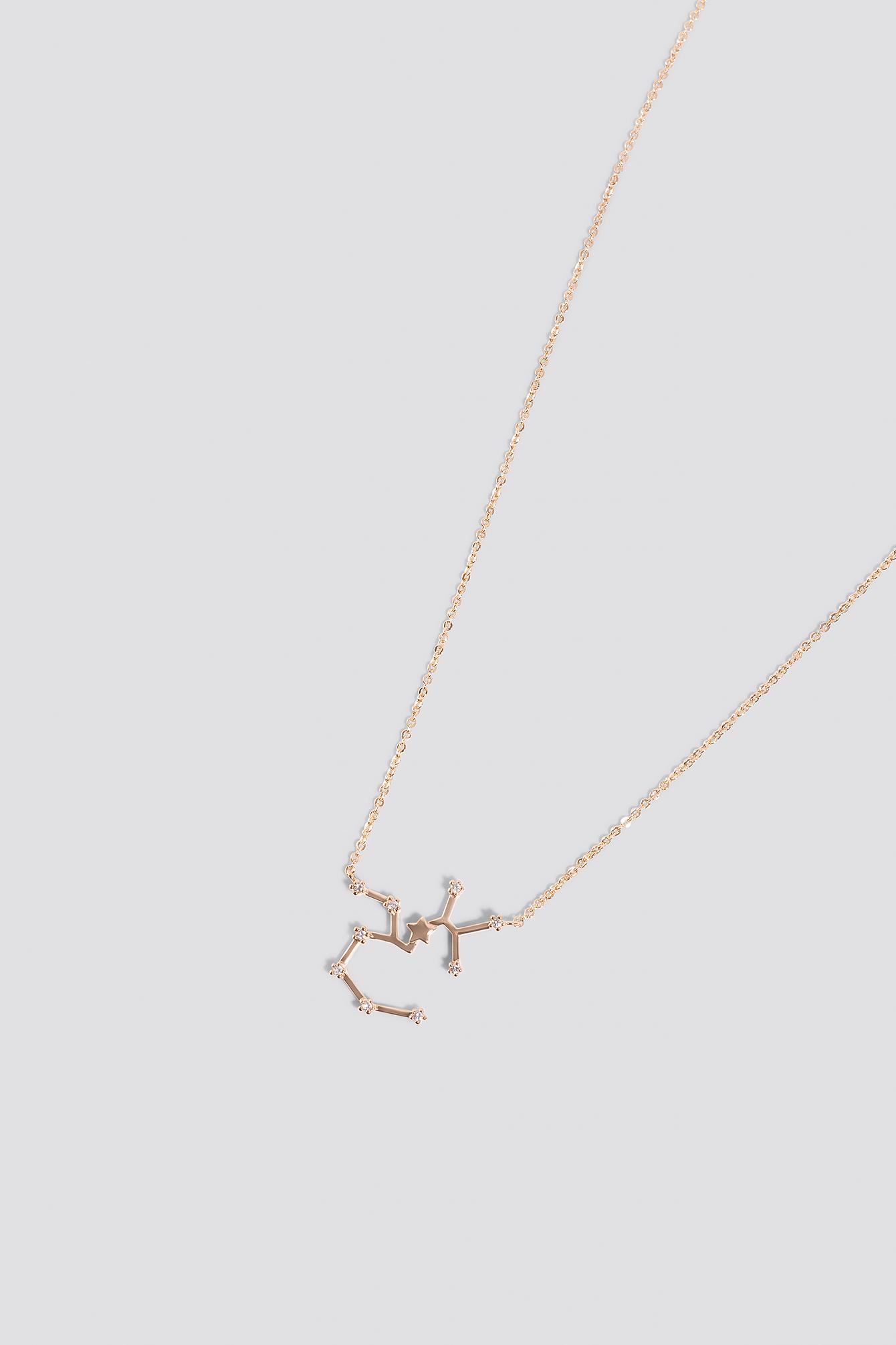 Star Sign Sagittarius Necklace NA-KD.COM