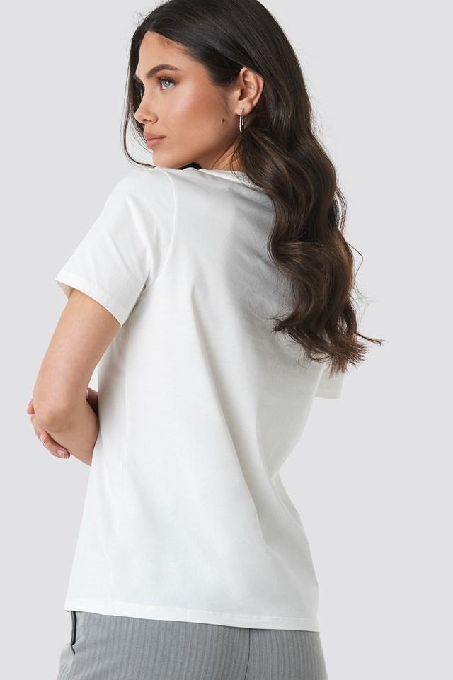 Statue T-shirt Off White