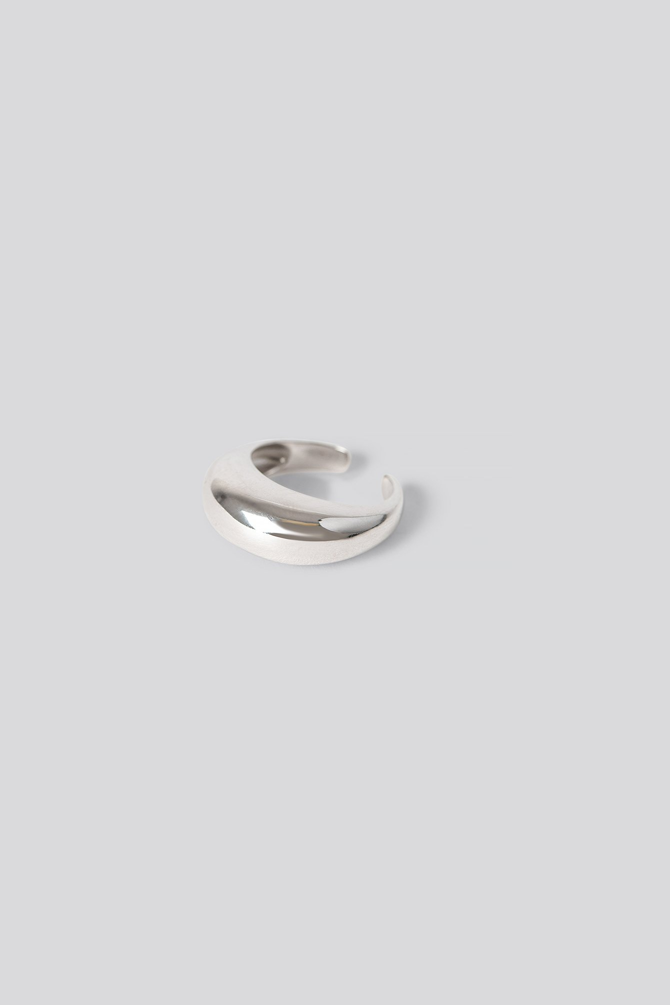 Silver Sterling Silver Chunky Ring