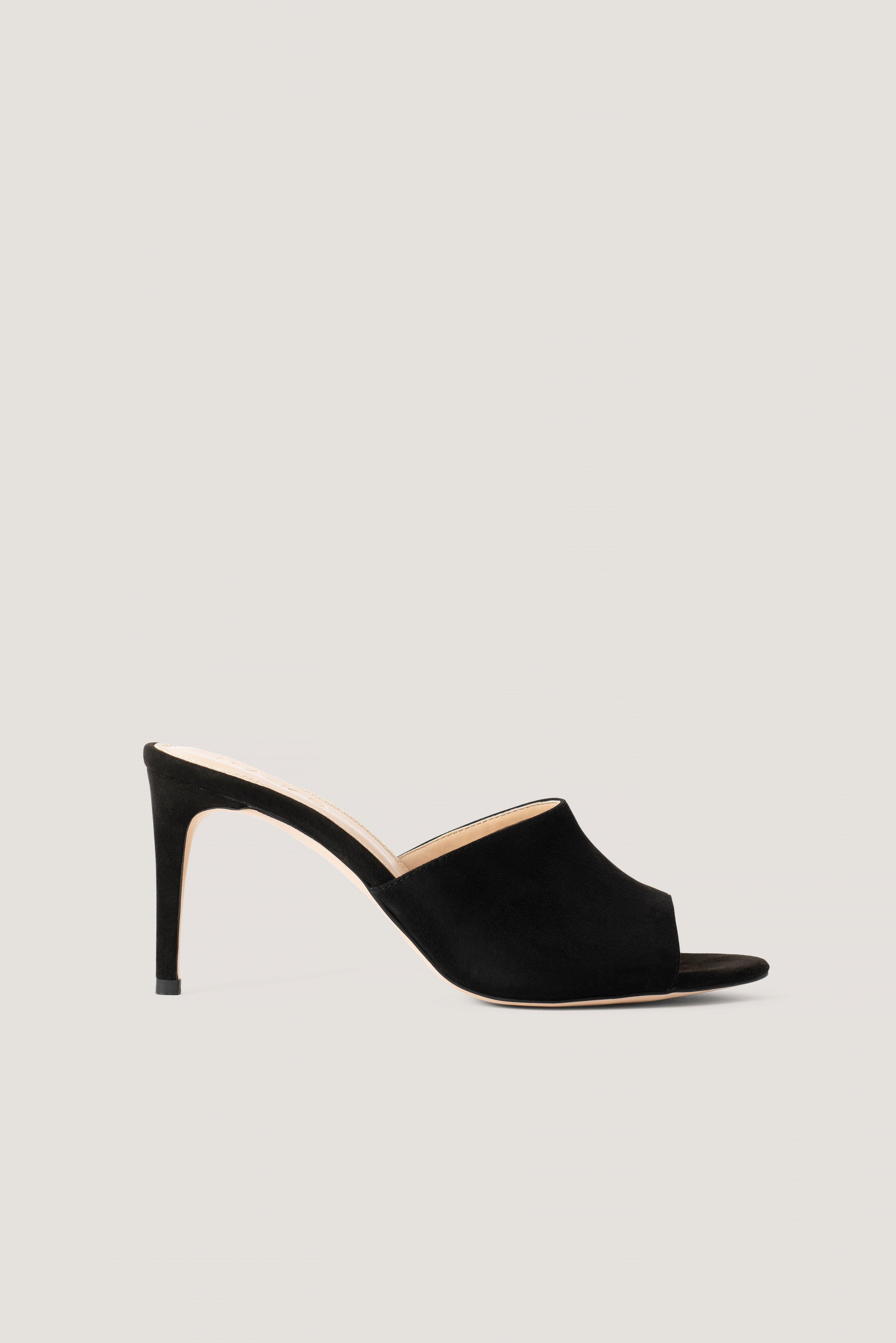 na-kd shoes -  Stiletto Mules - Black