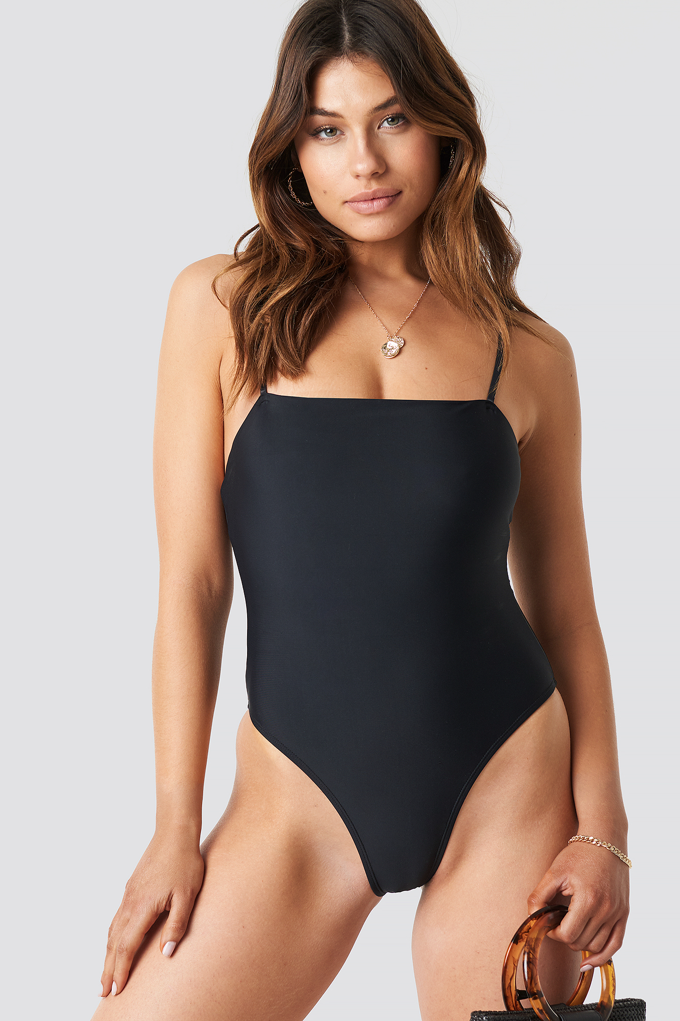 Straight Swimsuit NA-KD.COM