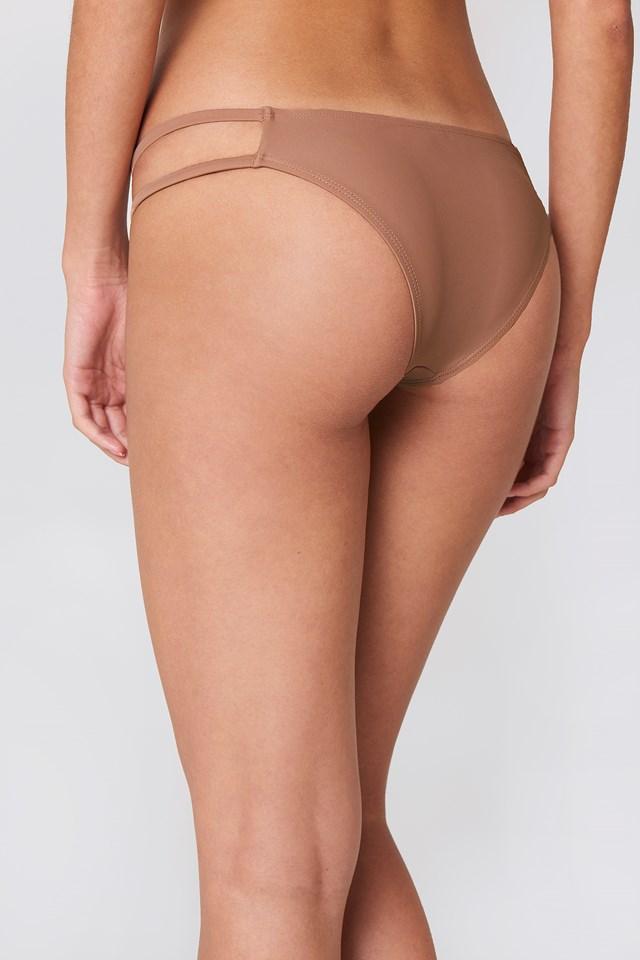 Strap Bikini Bottom NA-KD.COM