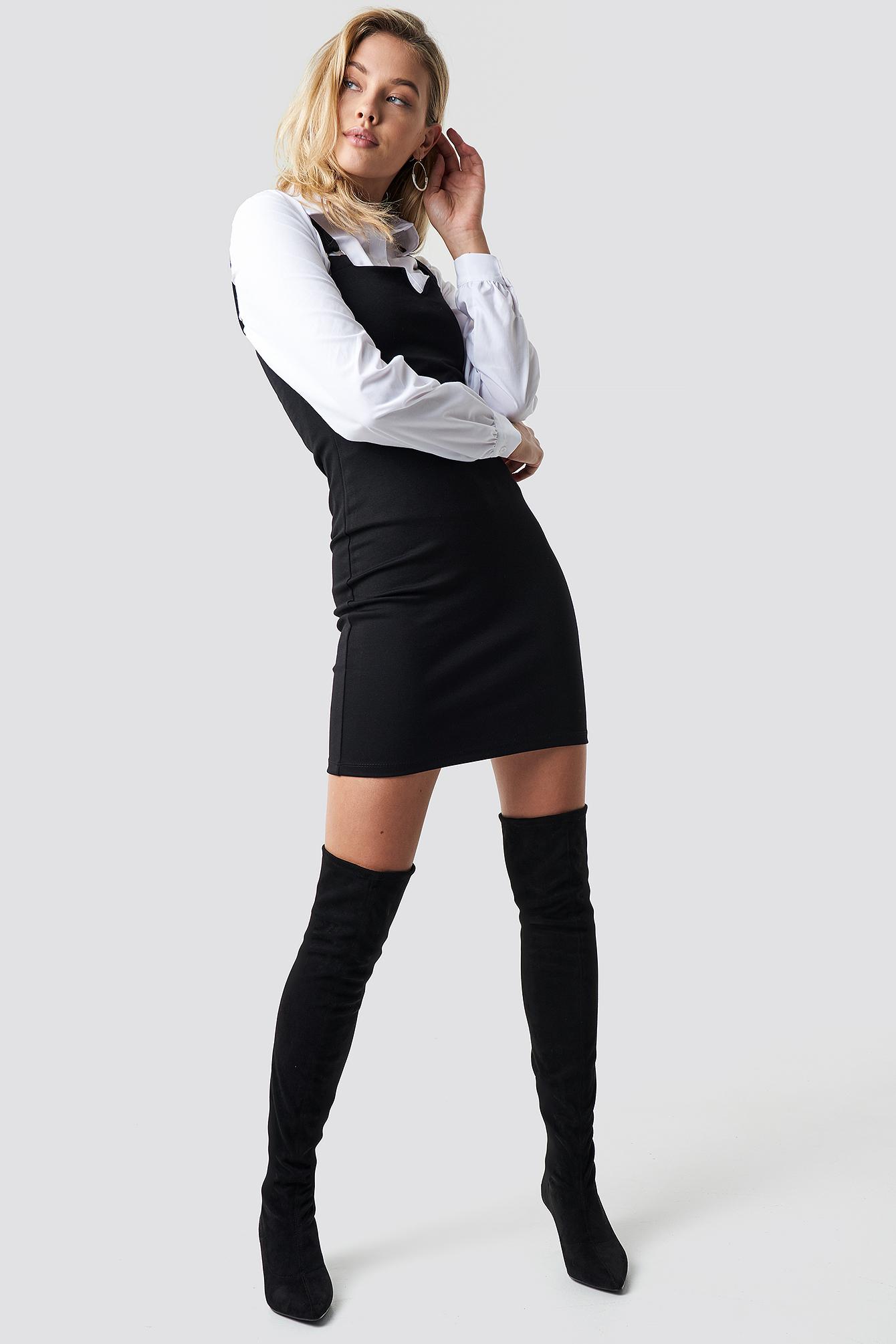 Strap Detail Dress NA-KD.COM