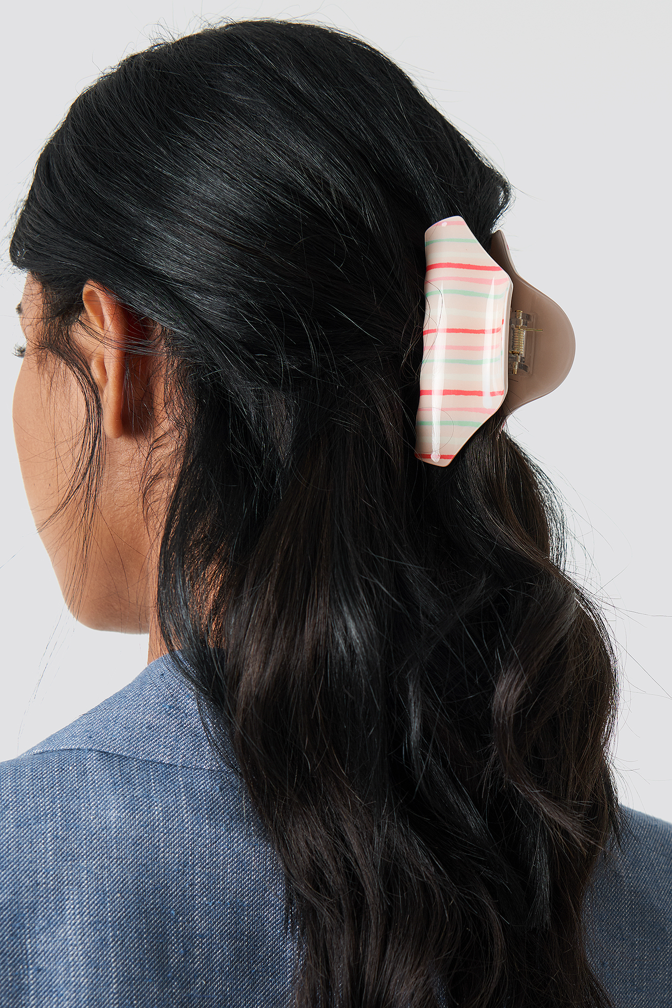 Striped Hairclip NA-KD.COM