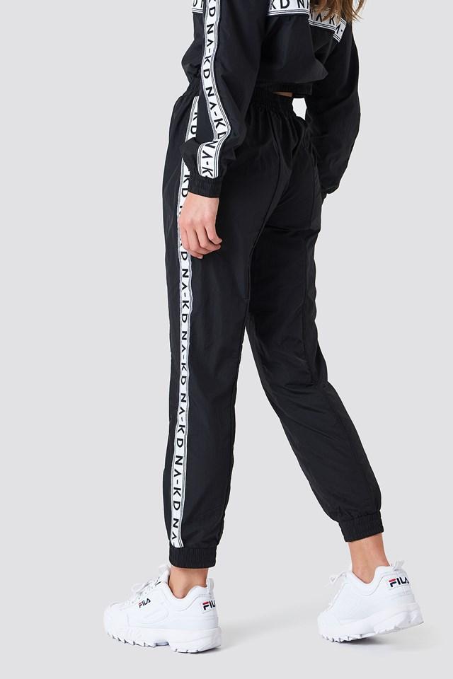 Spodnie sportowe Black