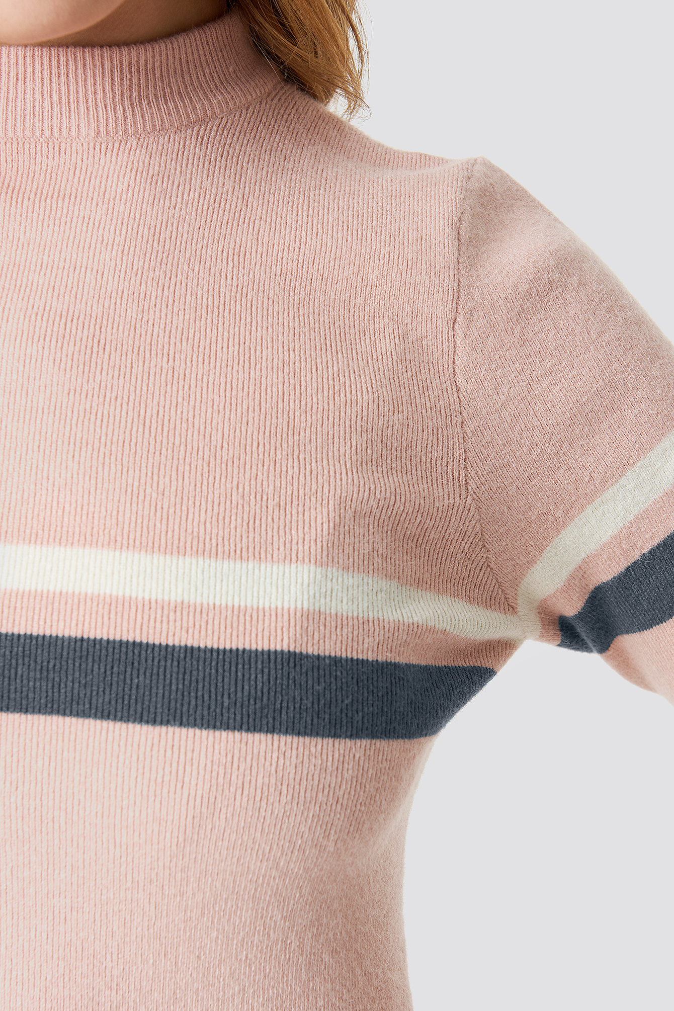 Striped Short Knit NA-KD.COM