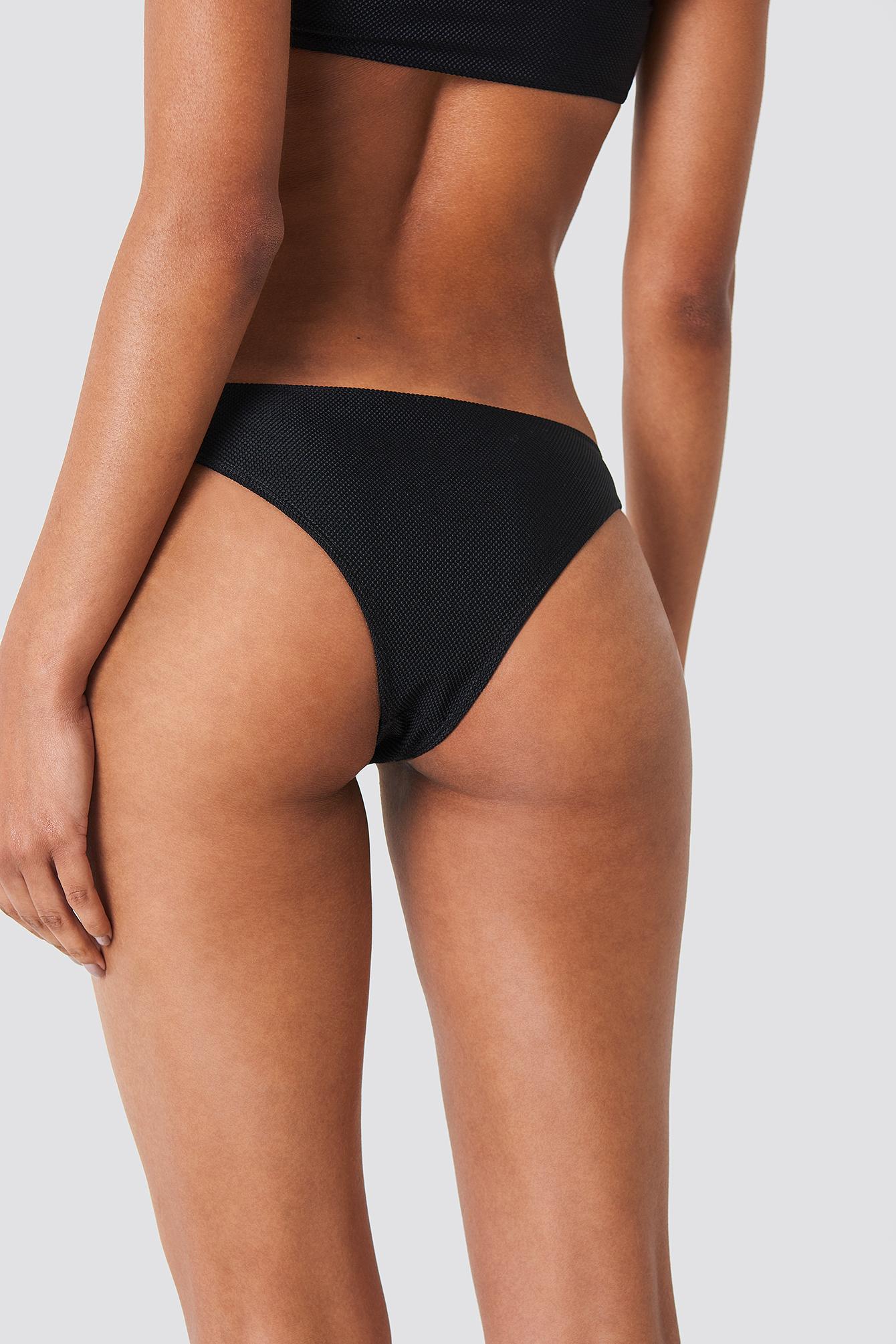 Structured Bikini Panty NA-KD.COM