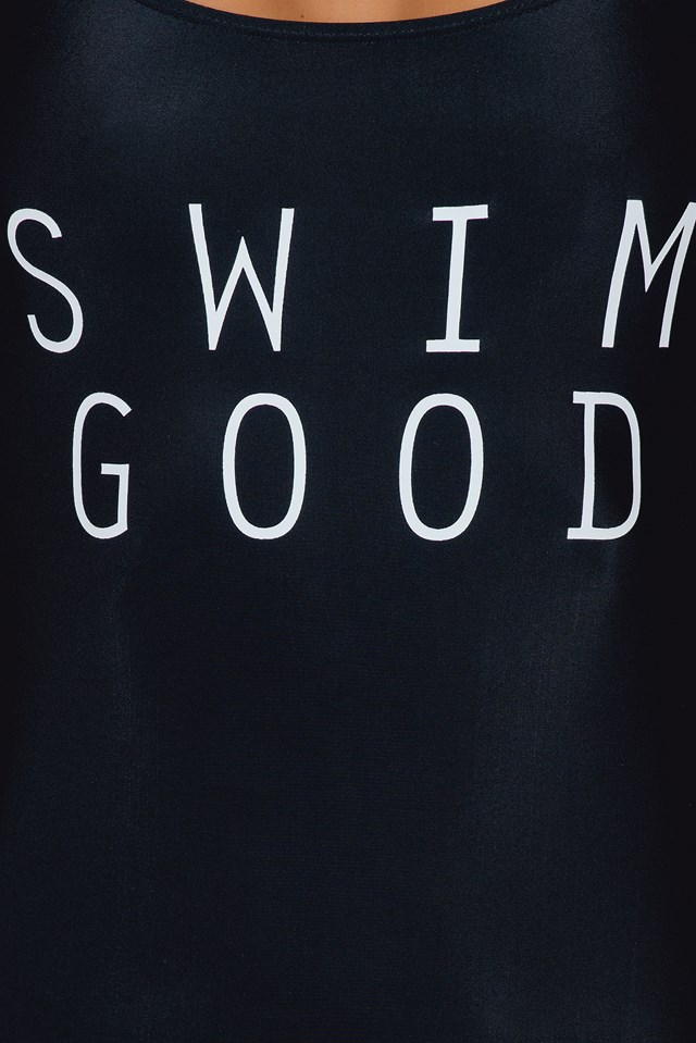 Swim Good Swimsuit Black