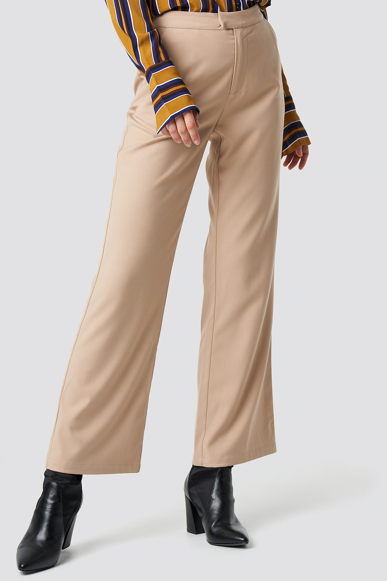 Tailored Flared Pants NA-KD.COM