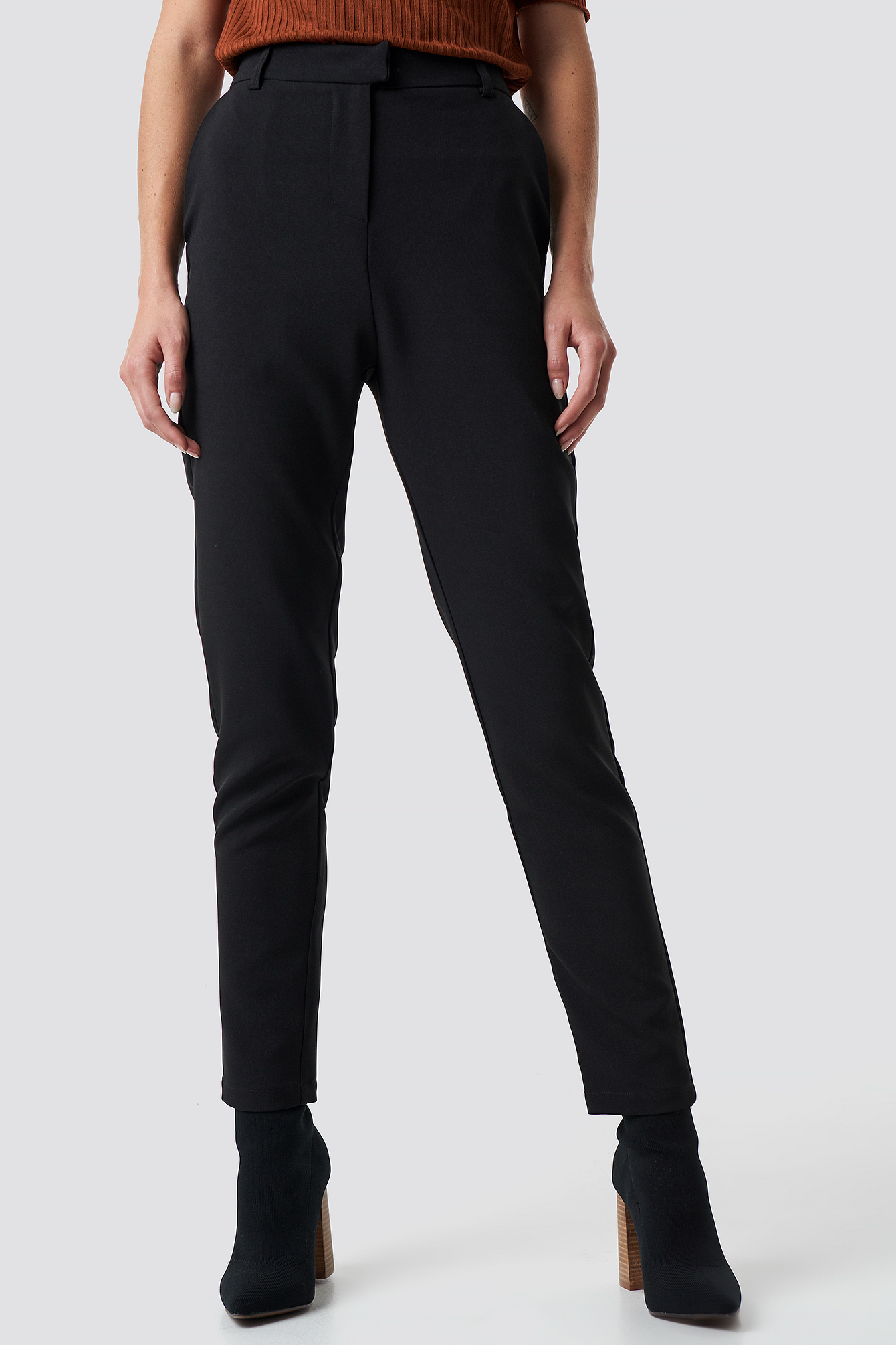 Tailored Straight Suit Pants NA-KD.COM