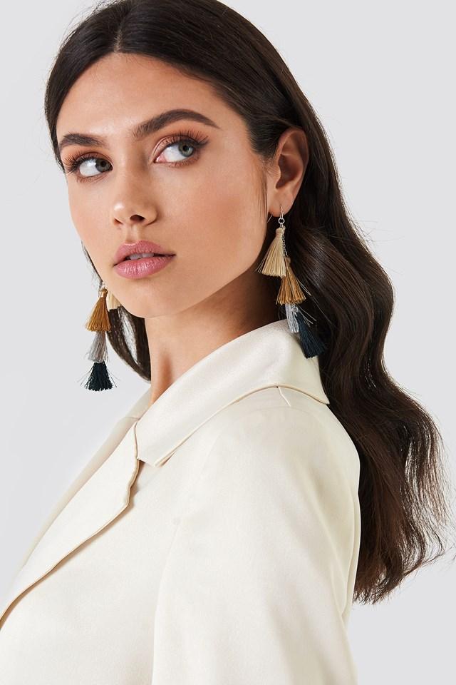 Tassels Earrings NA-KD.COM