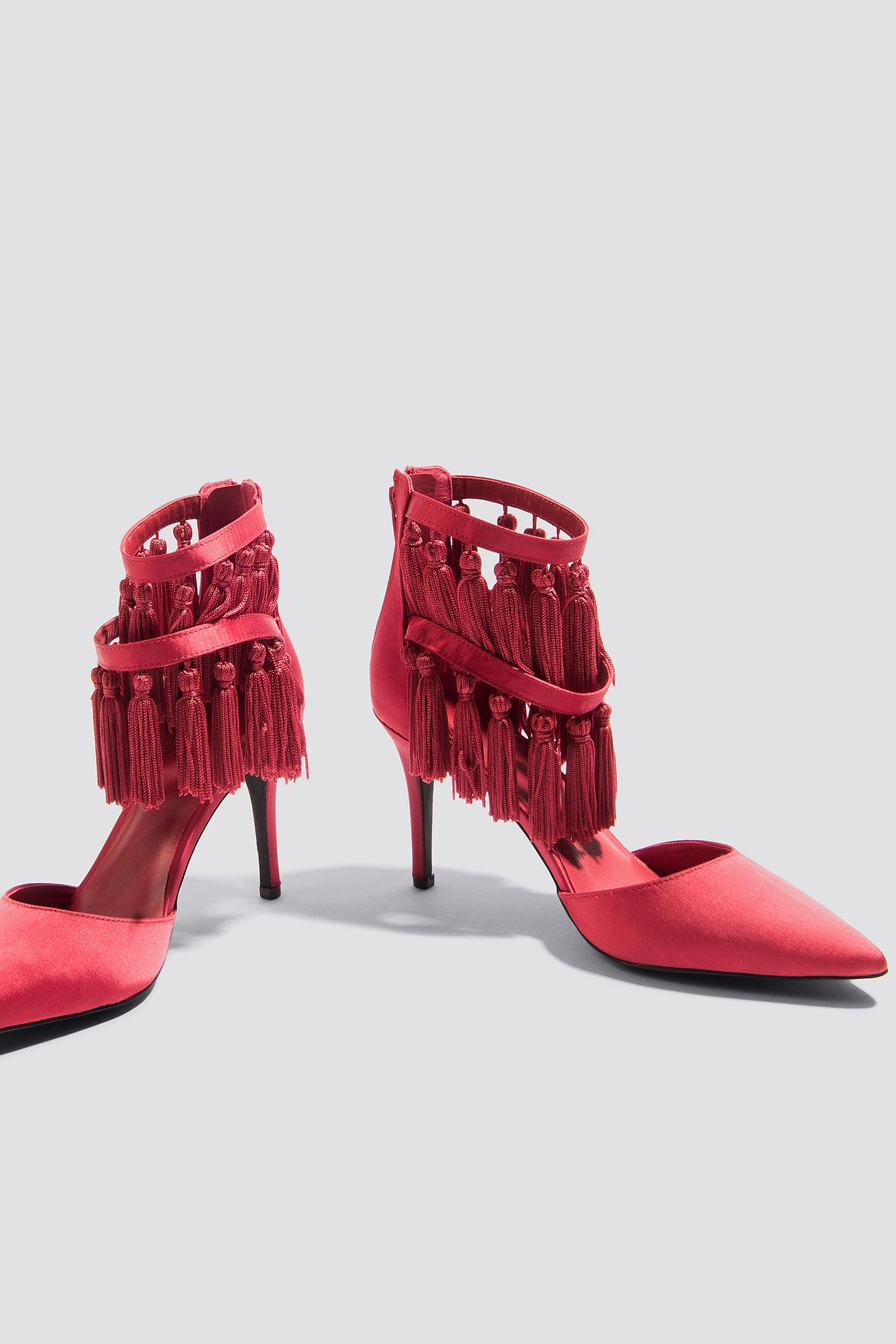 Tassle High Heels NA-KD.COM
