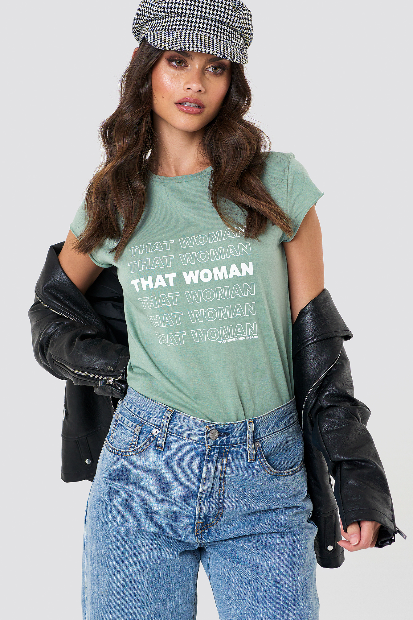 T-shirt That Woman NA-KD.COM