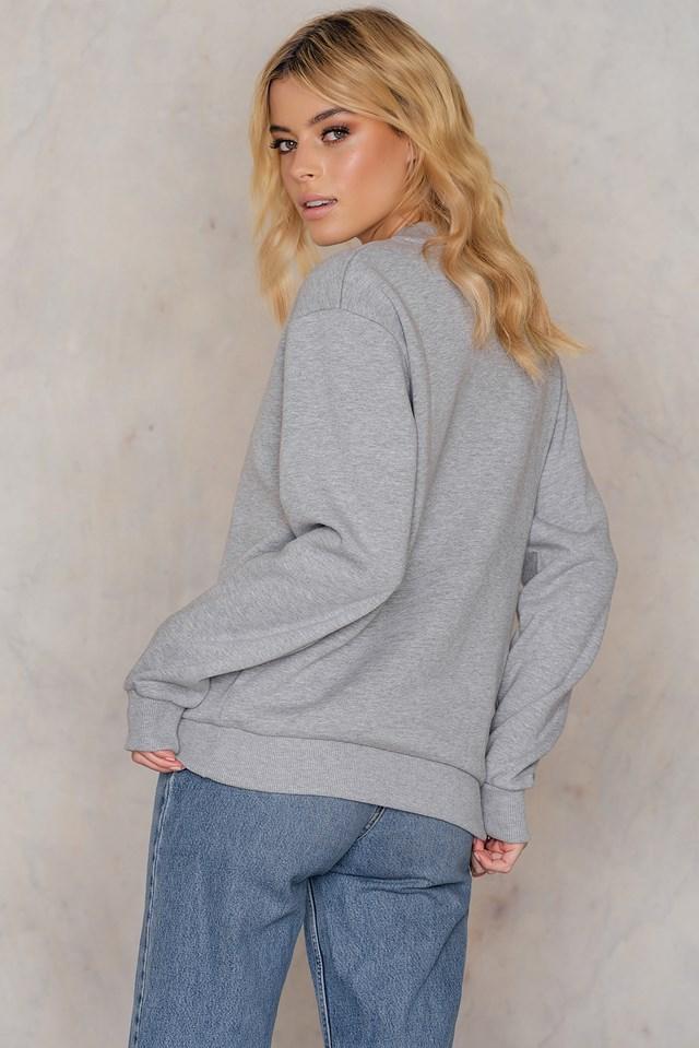 The Future Equals Female Sweater NA-KD.COM