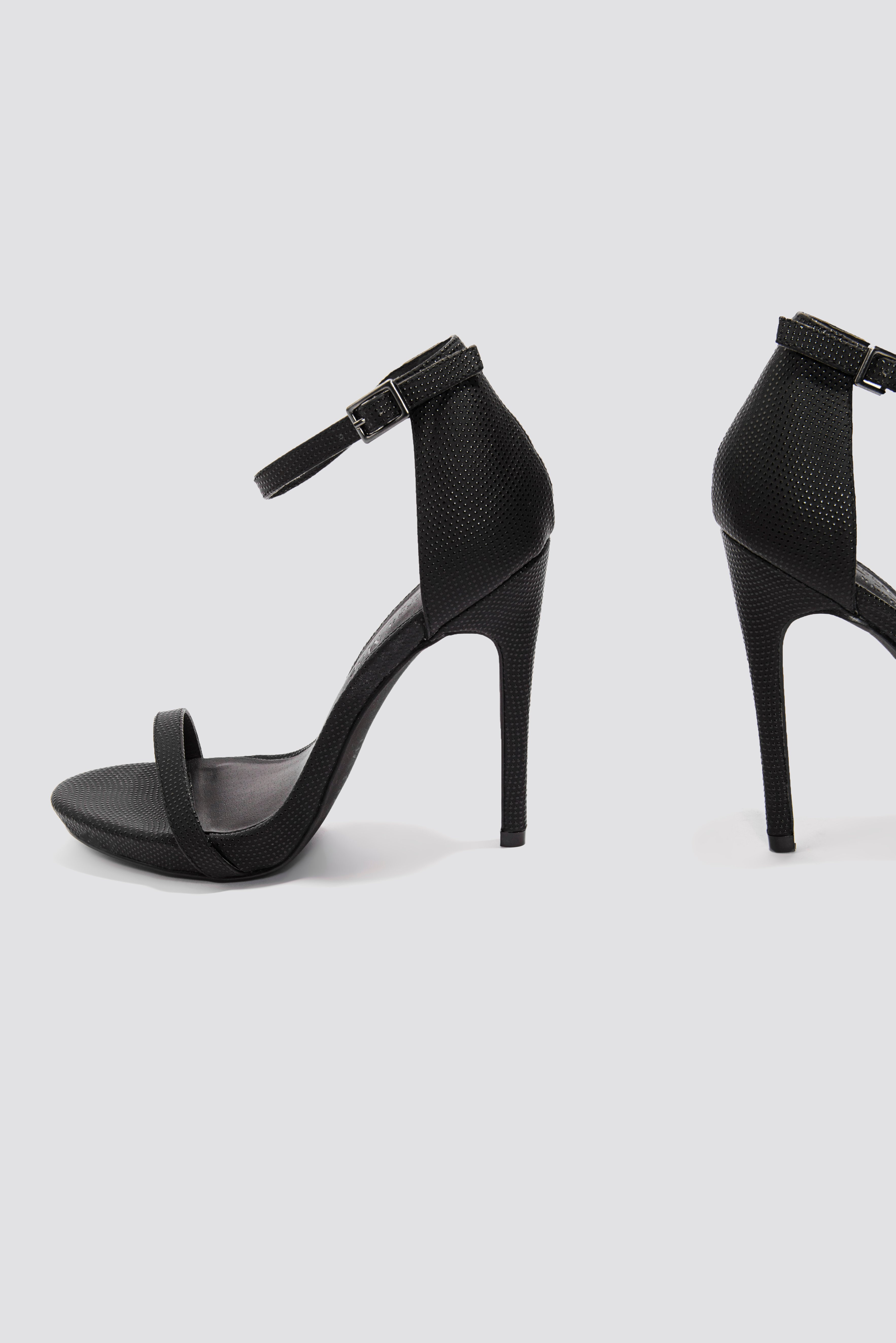Black The High Heel