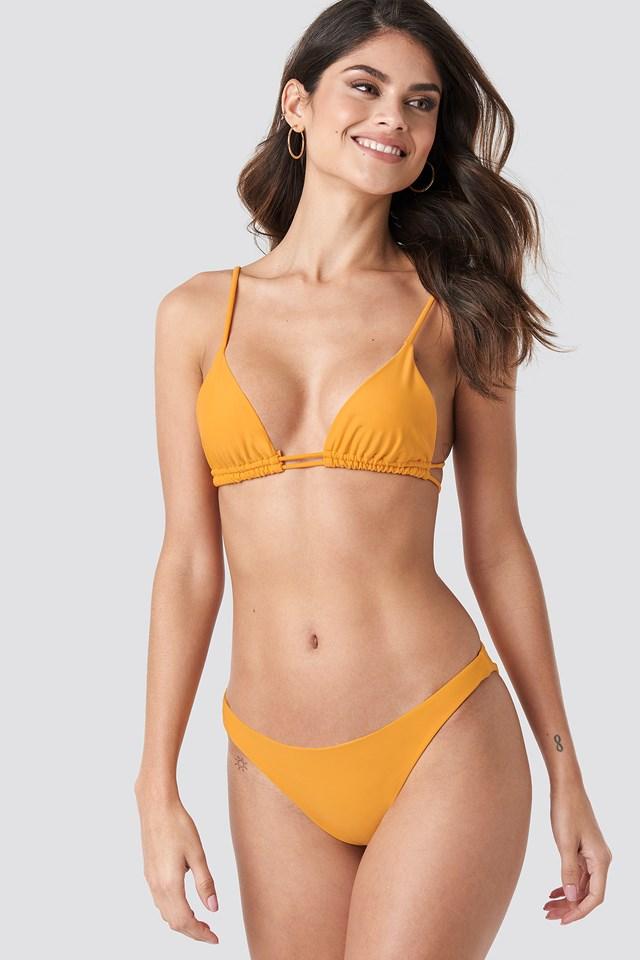 Thin Side Bikini Brief Mandarin