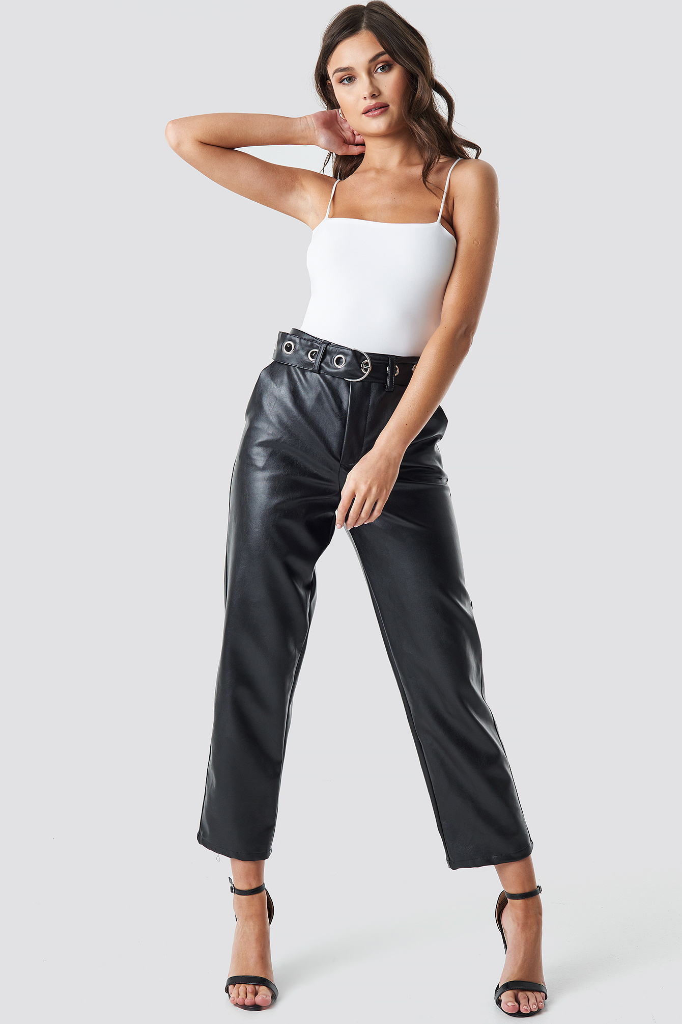 Thin Stripe Bodysuit NA-KD.COM