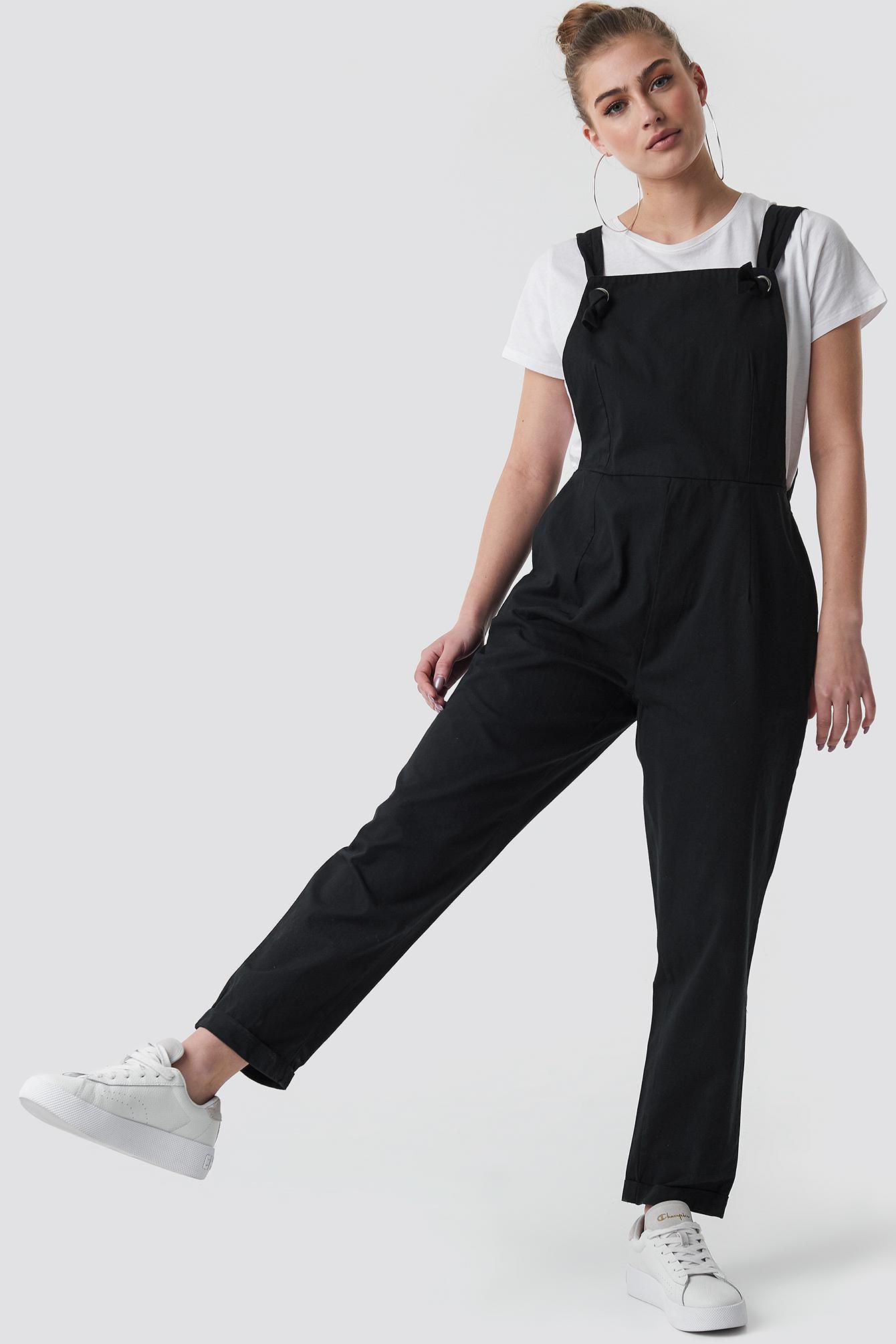 Tie Strap Overall NA-KD.COM