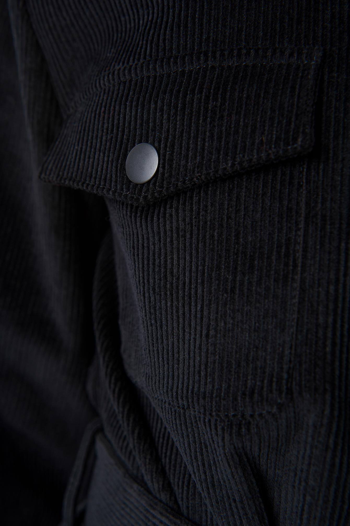 Tie Waist Corduroy Blazer NA-KD.COM