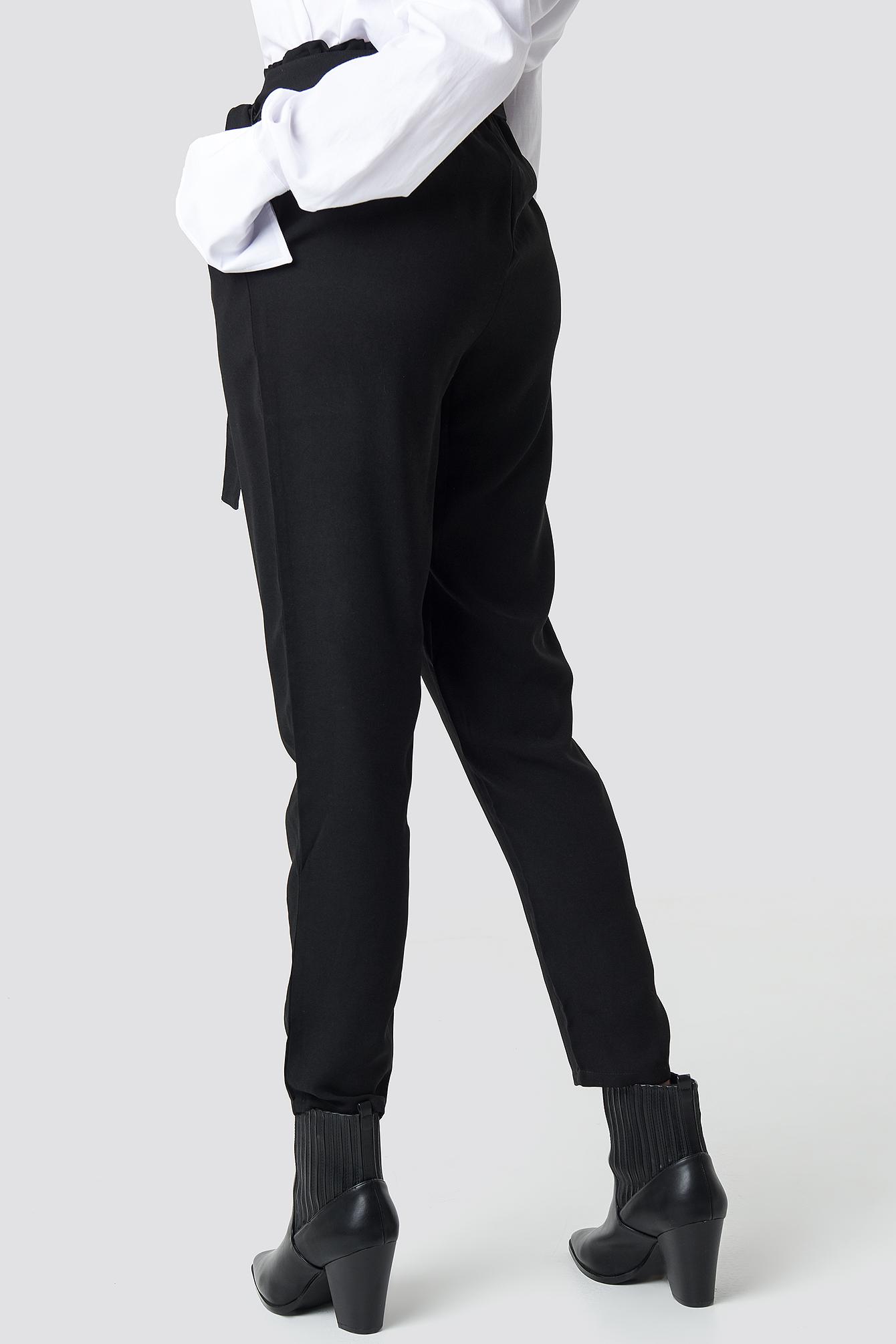 Tied Waist Pants NA-KD.COM