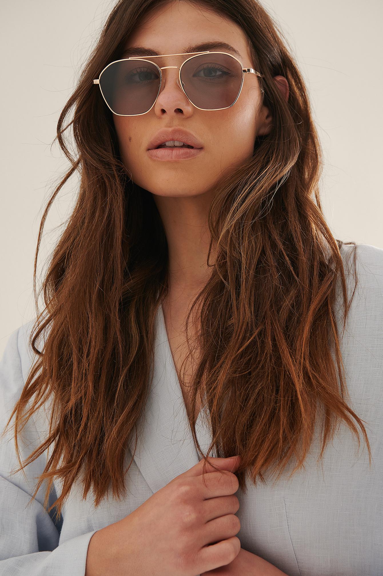 na-kd accessories -  Sonnenbrille - Grey