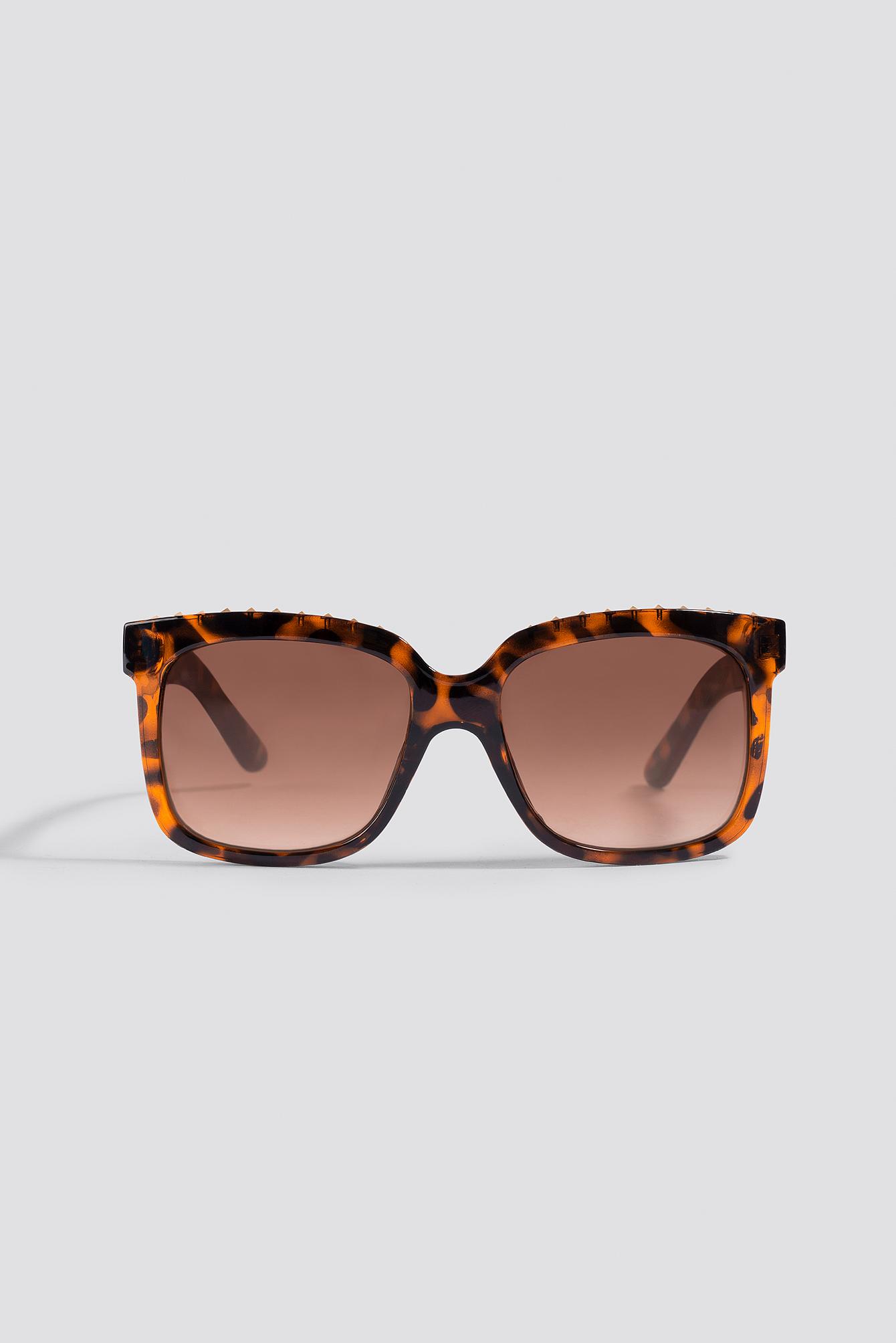 Top Studded Sunglasses NA-KD.COM