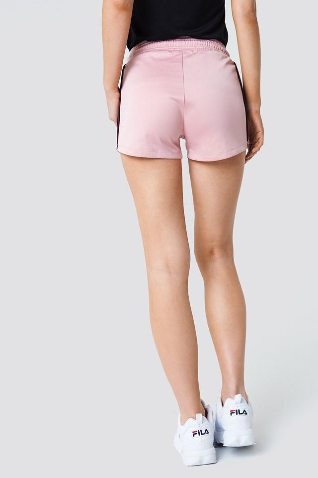 Track Shorts Pink