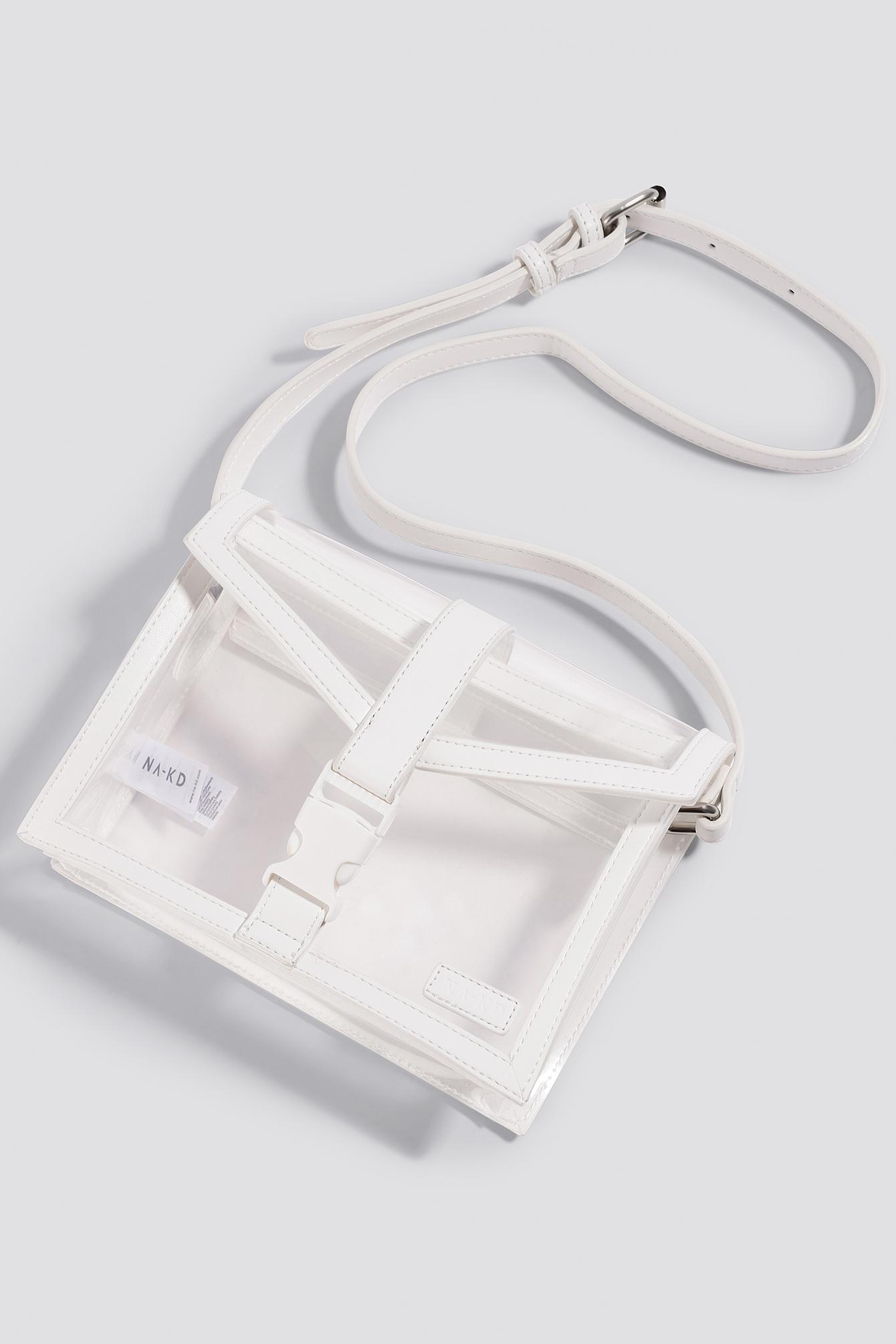 Transparent Crossbody Bag NA-KD.COM