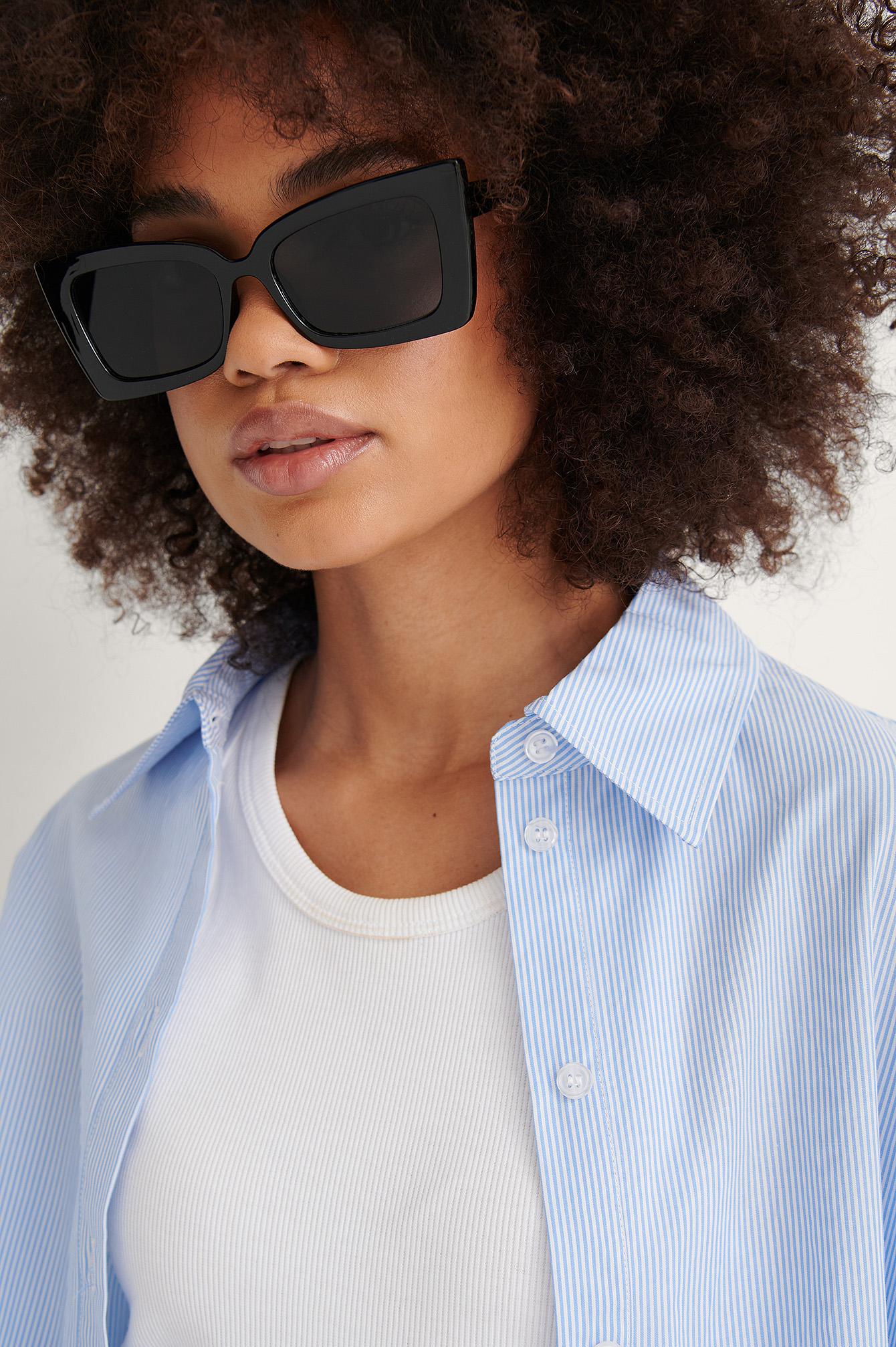na-kd accessories -  Sonnenbrille - Black