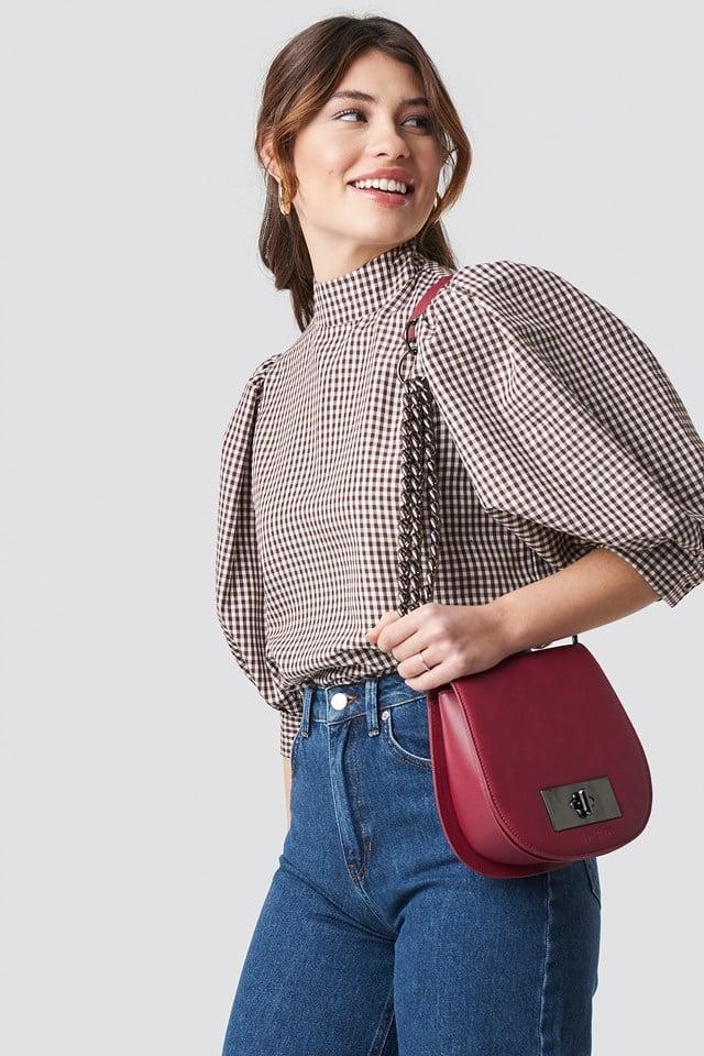 Puff Sleeve Blouse NA-KD.COM